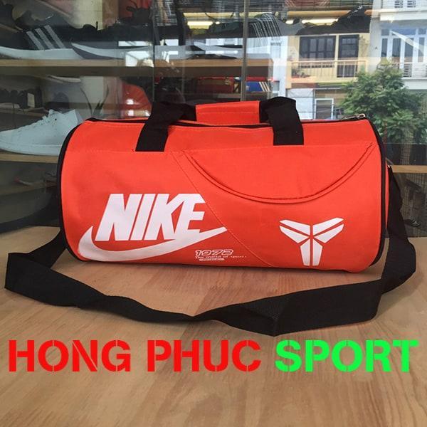 Túi trống thể thao Nike 1972 màu cam