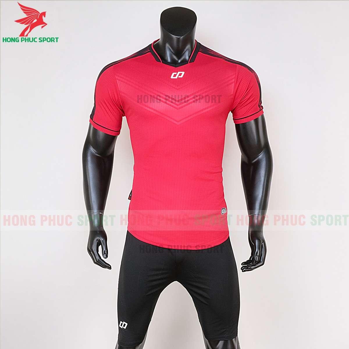 Áo bóng đá không logo 2020 CP Otis đỏ