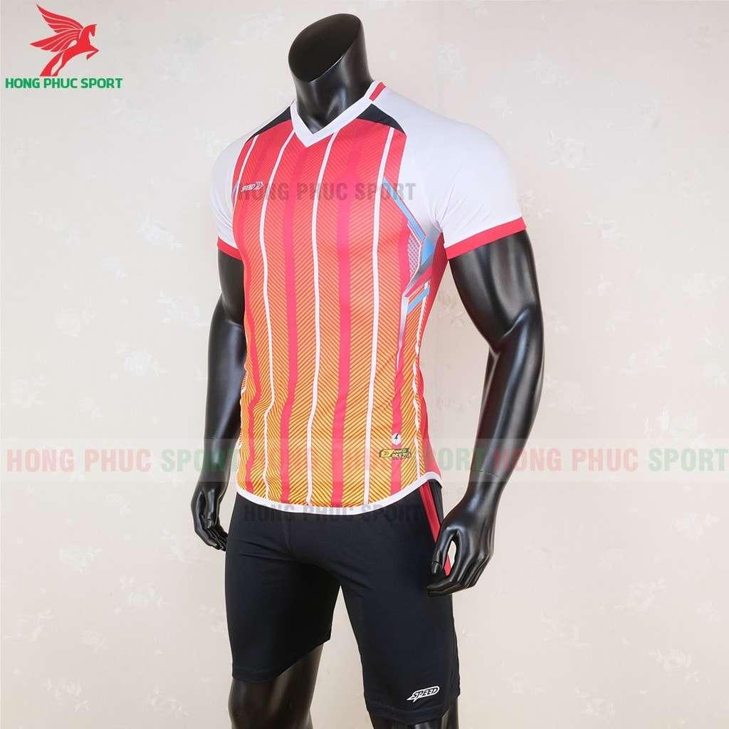 Áo Speed Destroy thiết kế trống trước sau và vai áo