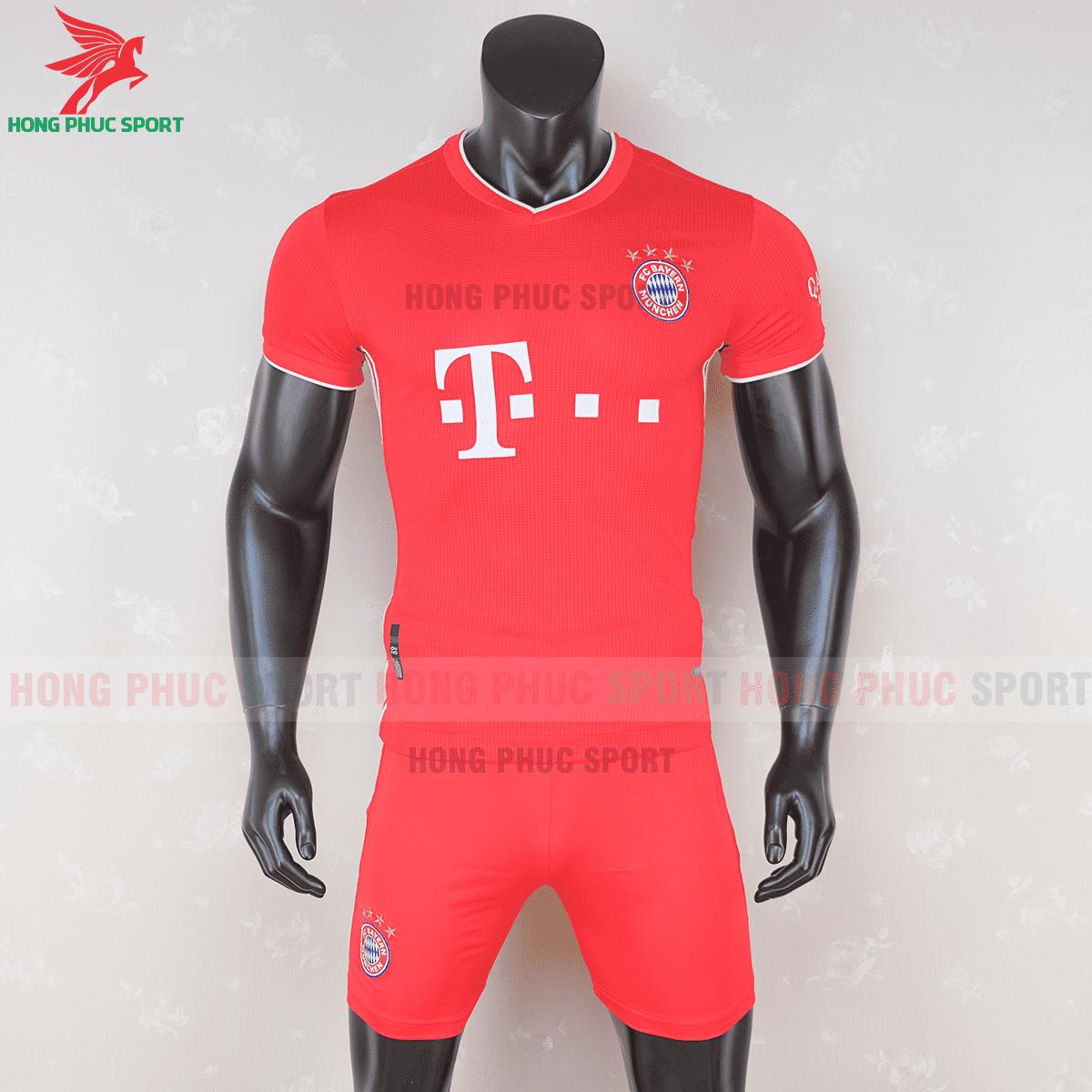 Áo đáu Bayern Munich 2020-2021 sân nhà