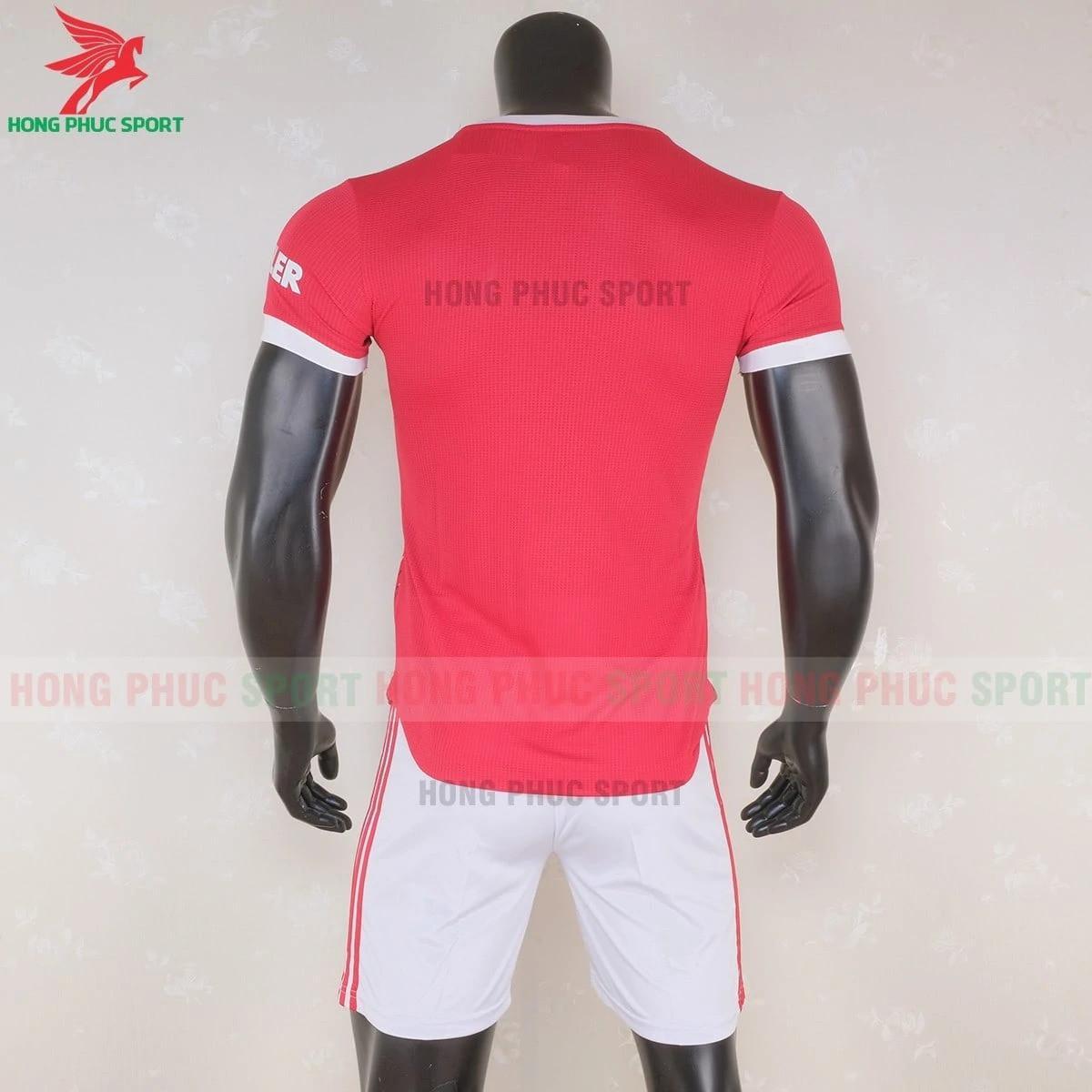áo đấu MU 2020 2021 mẫu 2(sau)