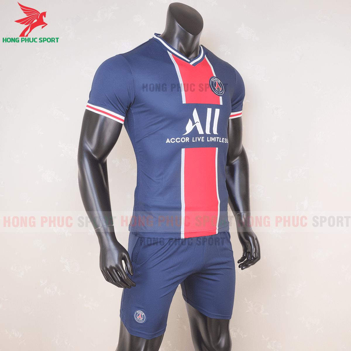 áo đấu PSG 2020 2021 sân nhà(phải)