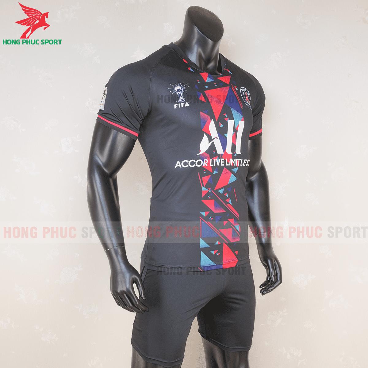 Áo đấu Paris Saint Germain 2020 2021 phiên bản fan mẫu 4(phải)