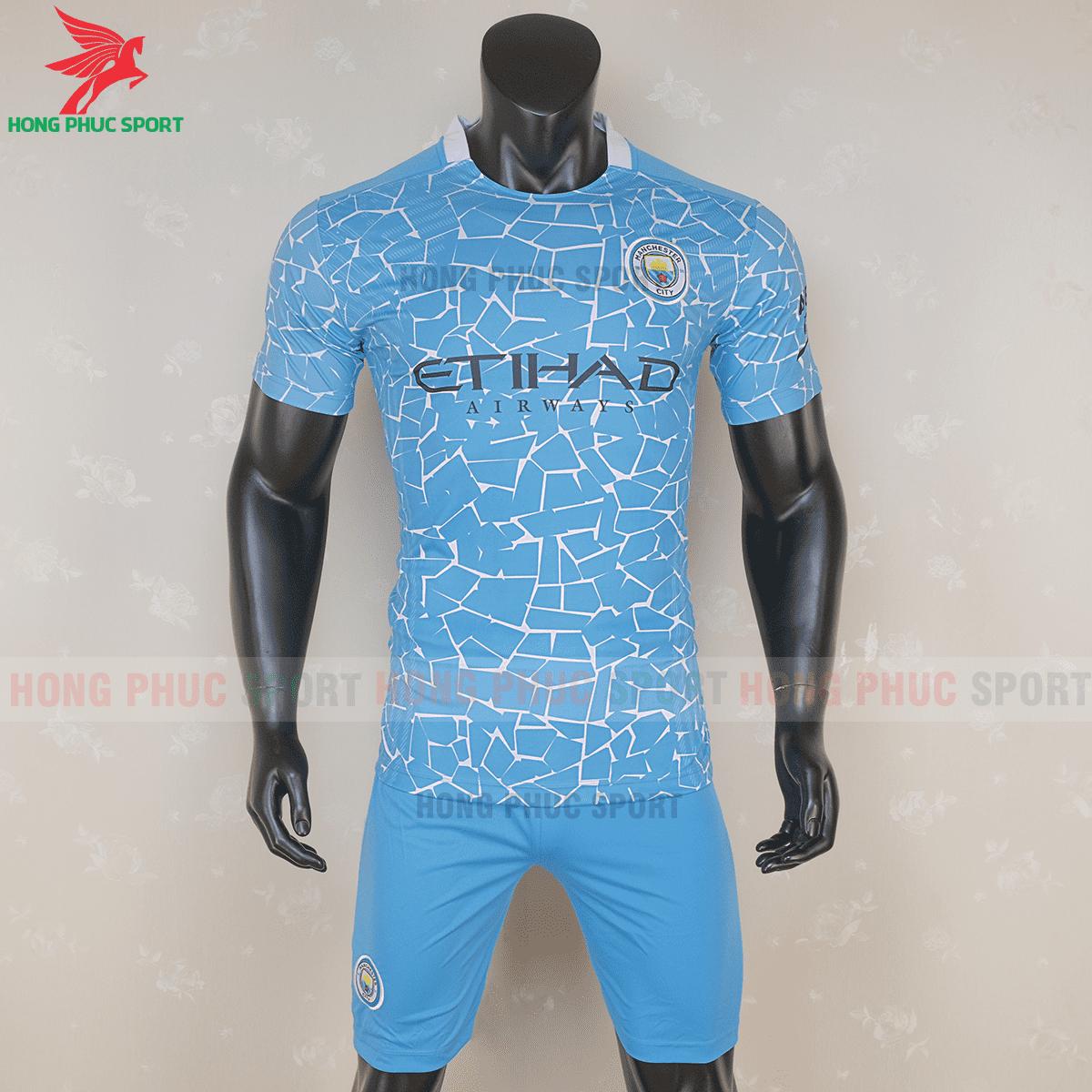 Áo đấu Manchester City 2020 2021 sân nhà