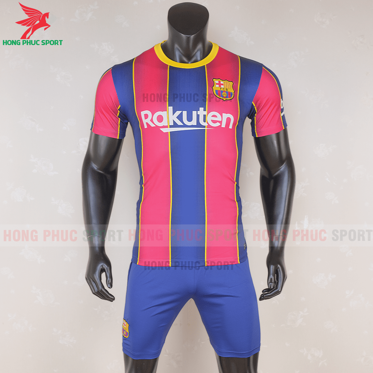 áo đấu Barcelona 2020 2021