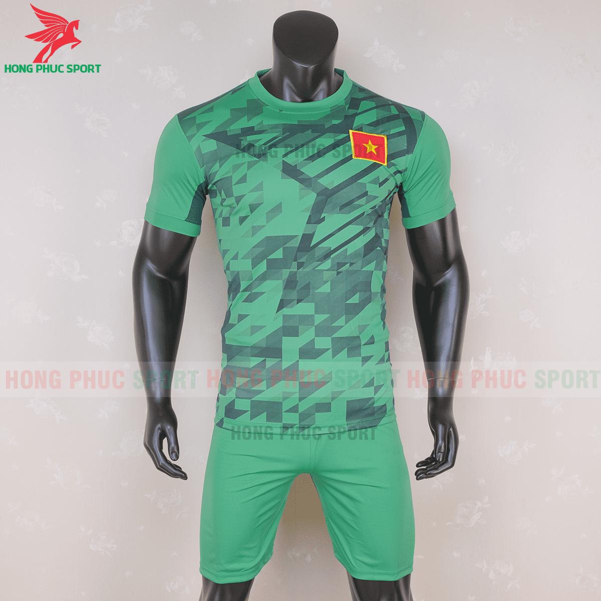 Áo đấu thủ môn tuyển Việt Nam 2020