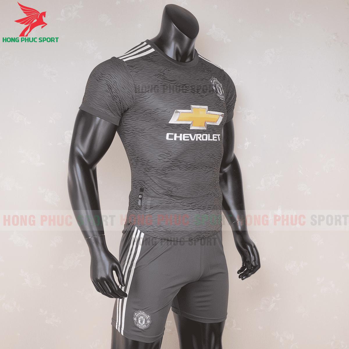 áo đấu MU 2020 2021 sân khách(PHẢI)