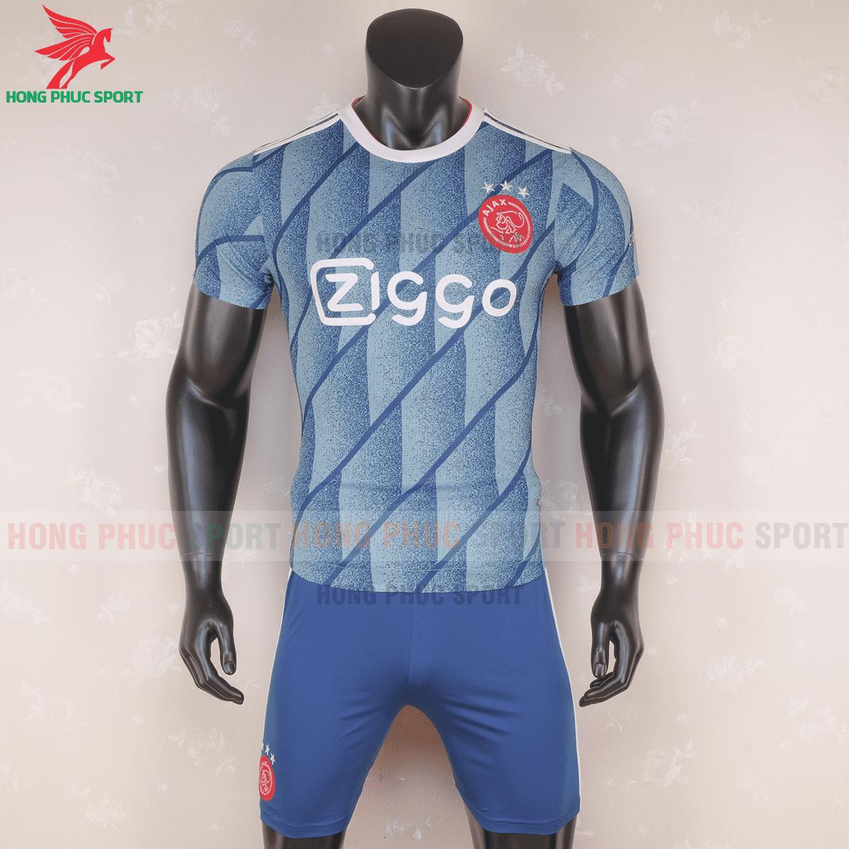 Áo đấu Ajax Amsterdam 2020 2021 sân khách