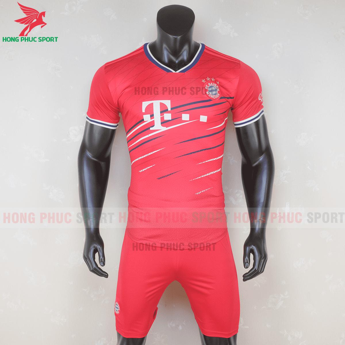 Áo đấu Bayern Munich phiên bản fan 2020 2021