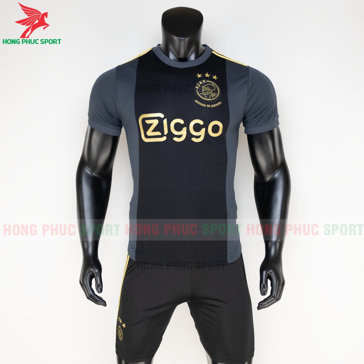 Áo đấu Ajax Amsterdam 2020 2021 mẫu thứ 3 (trước)