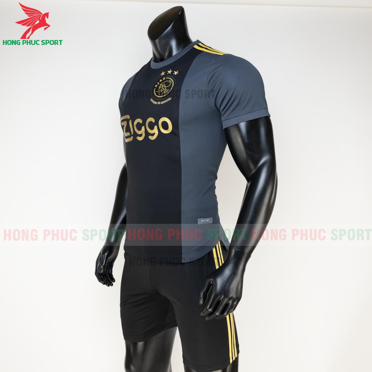 Áo đấu Ajax Amsterdam 2020 2021 mẫu thứ 3 (trái)