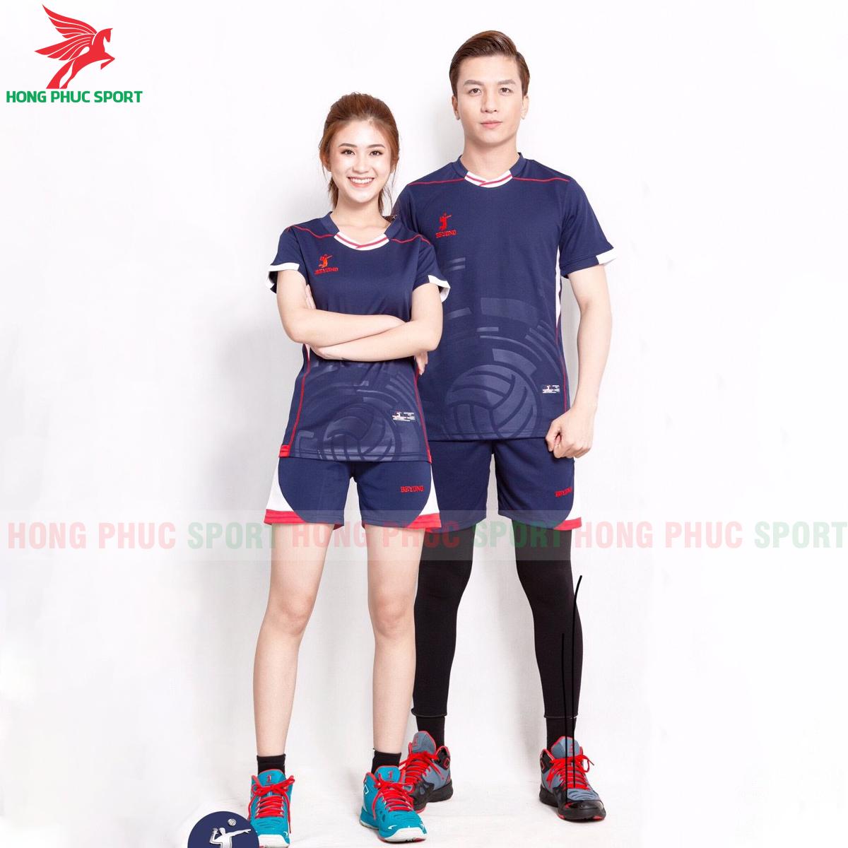 Áo bóng chuyền Beyono 2020 Legend màu tím