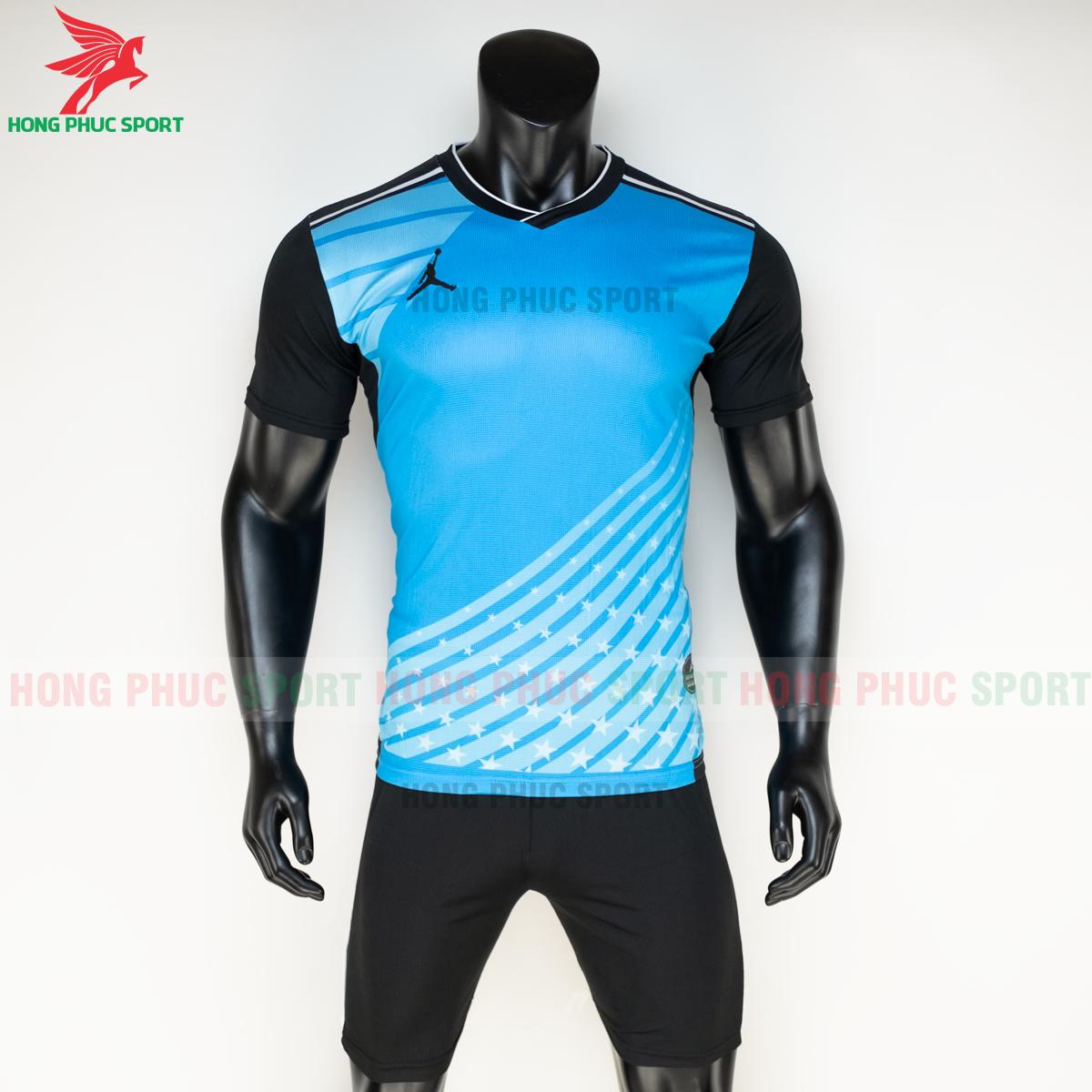 Quần áo bóng chuyền Jordan 2020 mẫu 2 (trước)