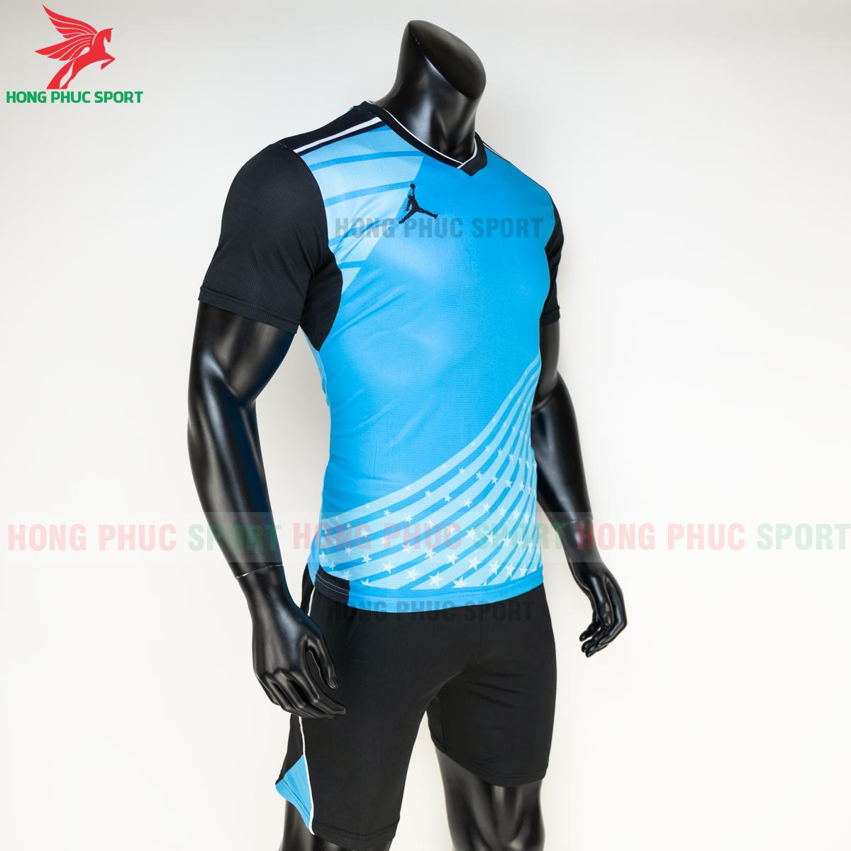 Quần áo bóng chuyền Jordan 2020 mẫu 2 (phải)