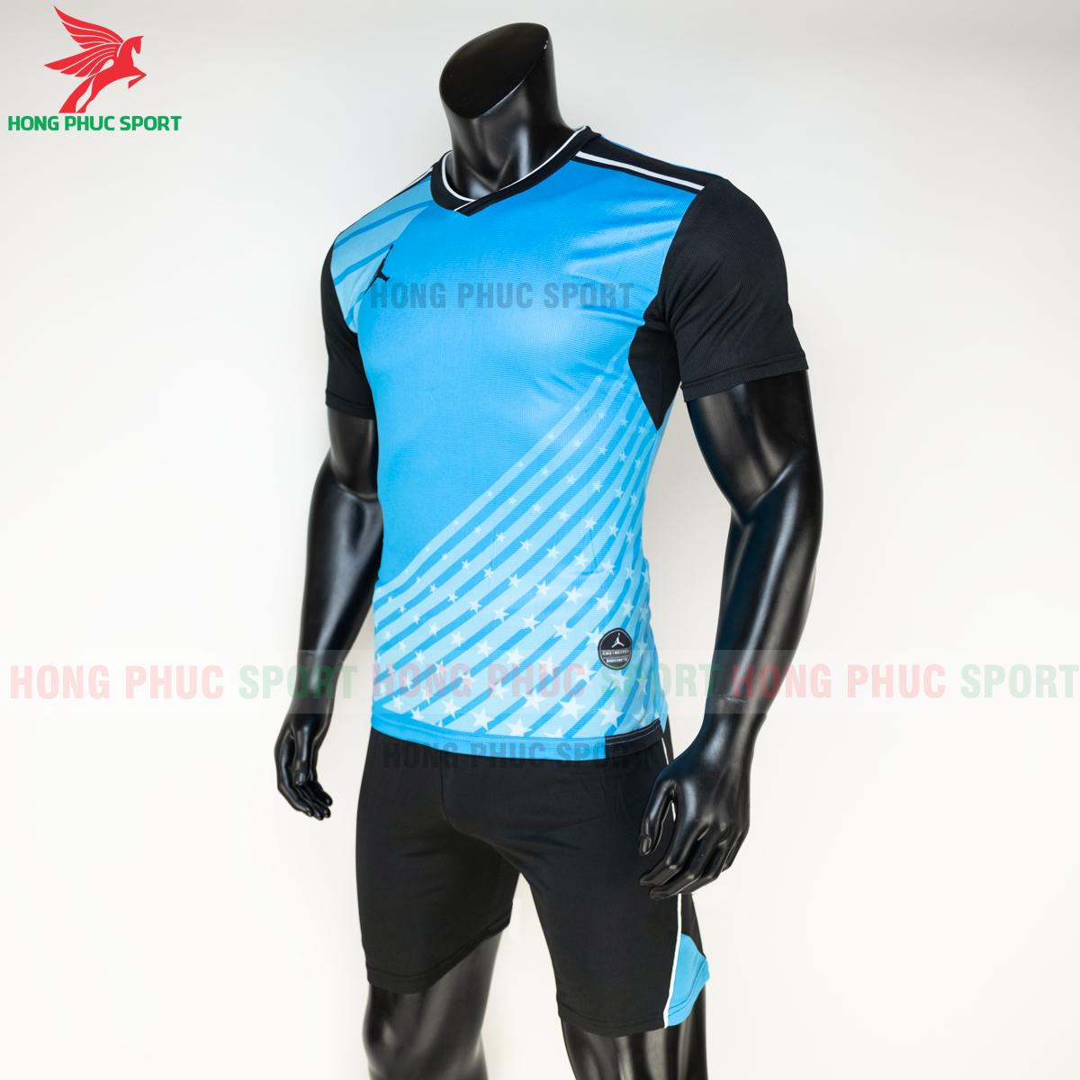 Quần áo bóng chuyền Jordan 2020 mẫu 2 (trái)