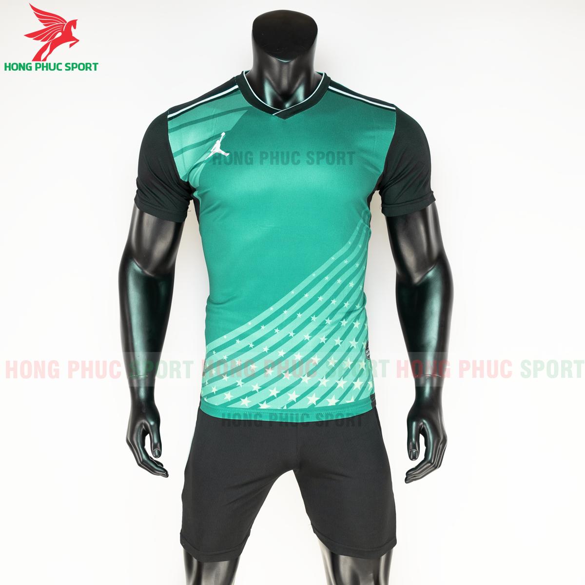 Quần áo bóng chuyền Jordan 2020 mẫu 3 (trước)