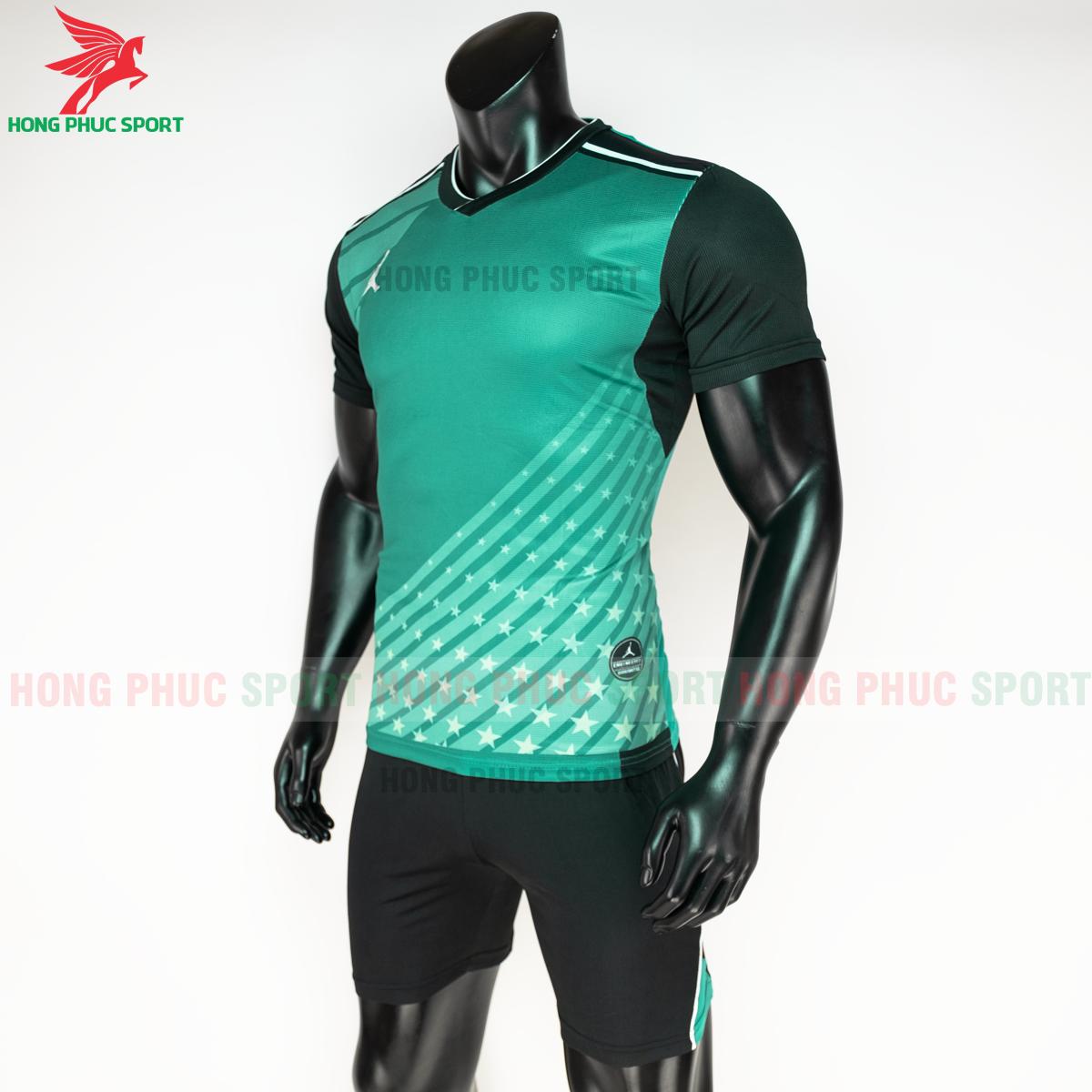 Quần áo bóng chuyền Jordan 2020 mẫu 3 (trái)
