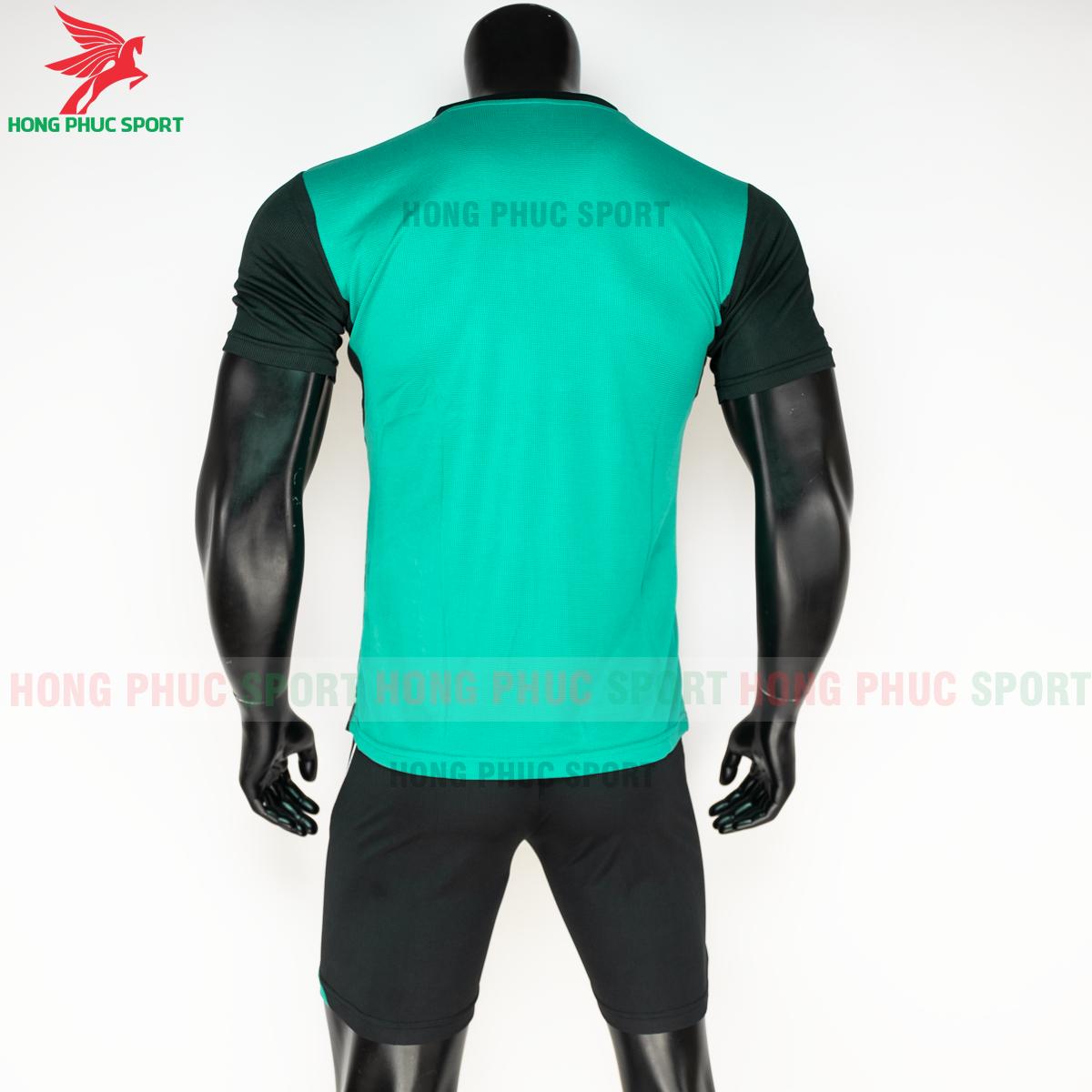 Quần áo bóng chuyền Jordan 2020 mẫu 3 (sau)