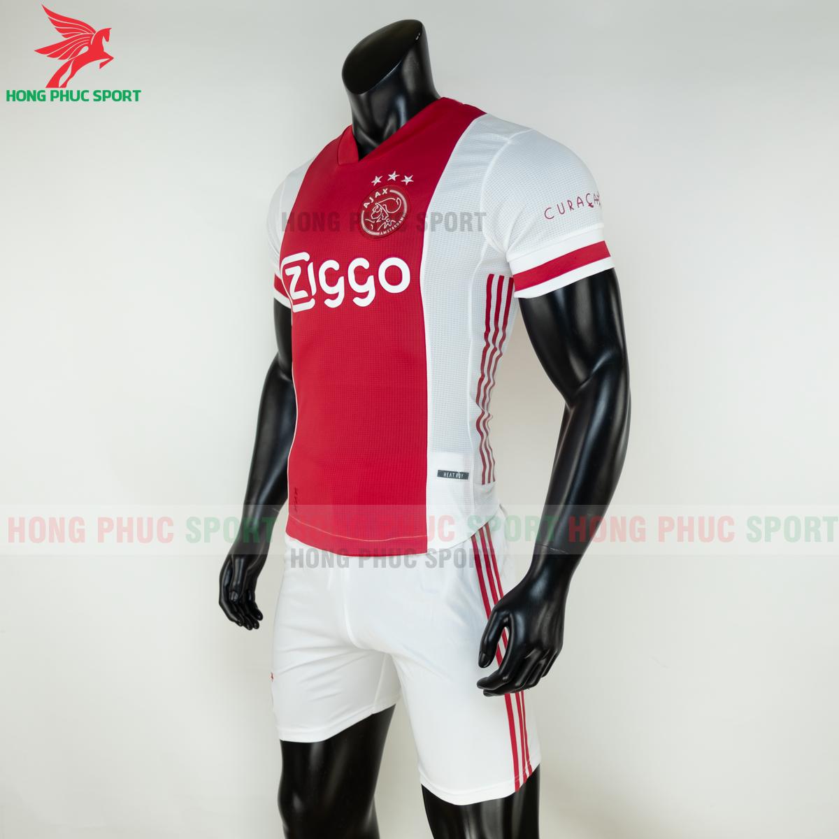 Áo bóng đá Ajax Amsterdam 2020 2021 sân nhà (trái)