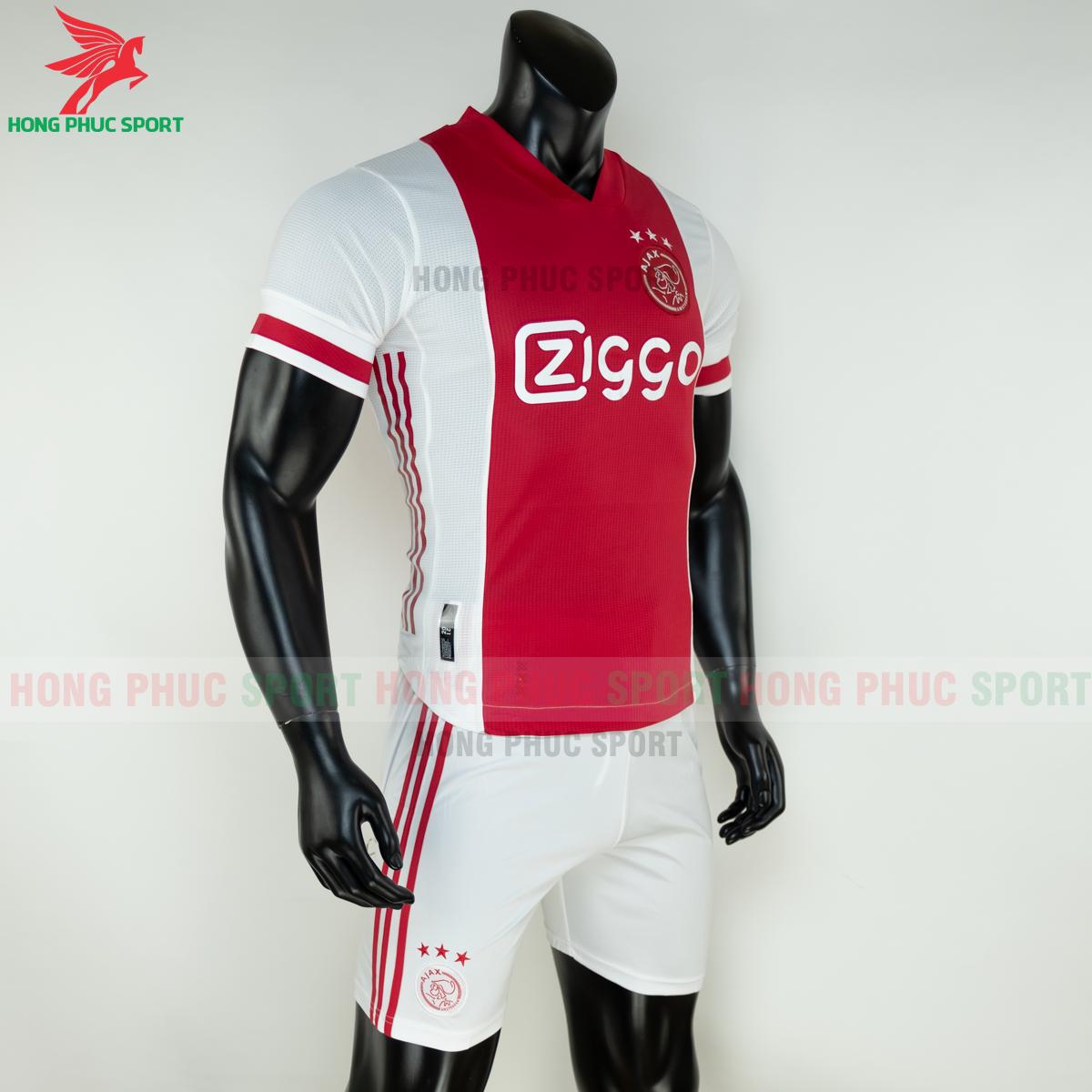 Áo bóng đá Ajax Amsterdam 2020 2021 sân nhà (phải)
