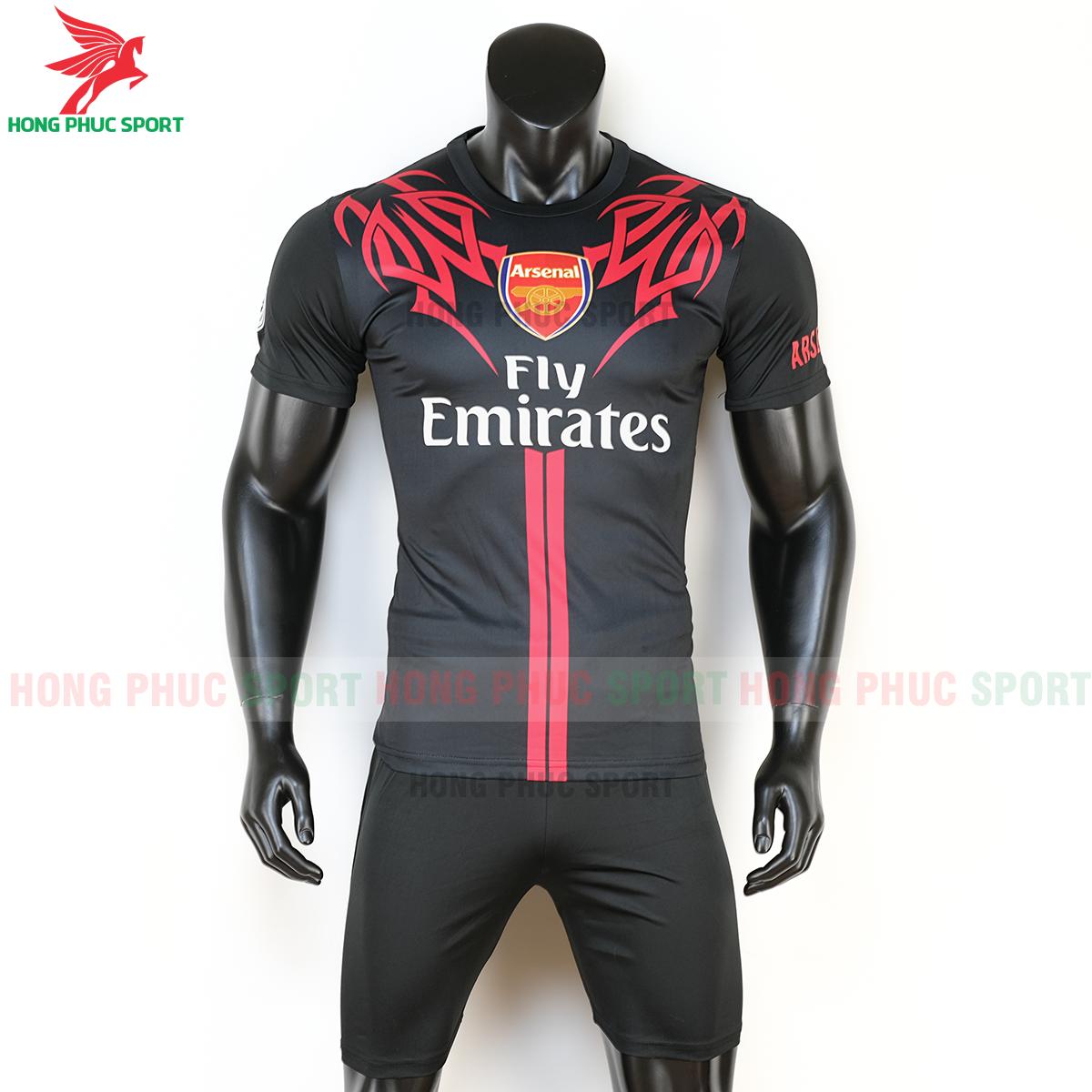 áo đấu Arsenal phiên bản Fan mẫu 7 (trước)