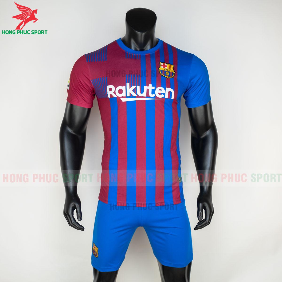 Áo đấu Barcelona 2021 2022 sân nhà (trước)