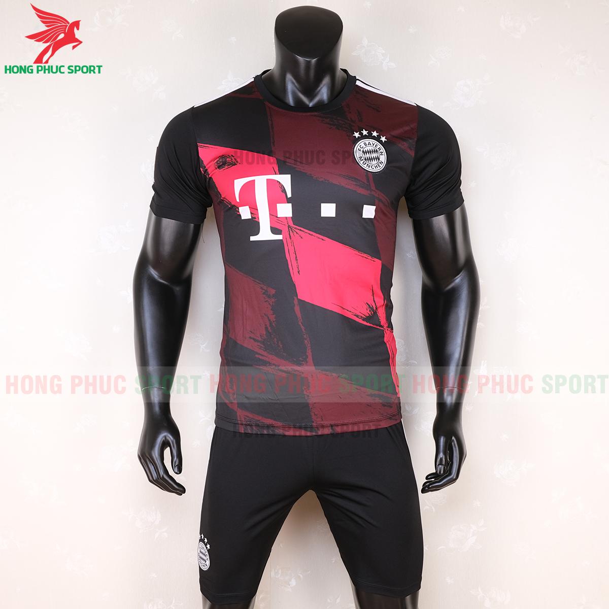 Áo đấu Bayern Munich 2020 mẫu thứ 3 (trước)