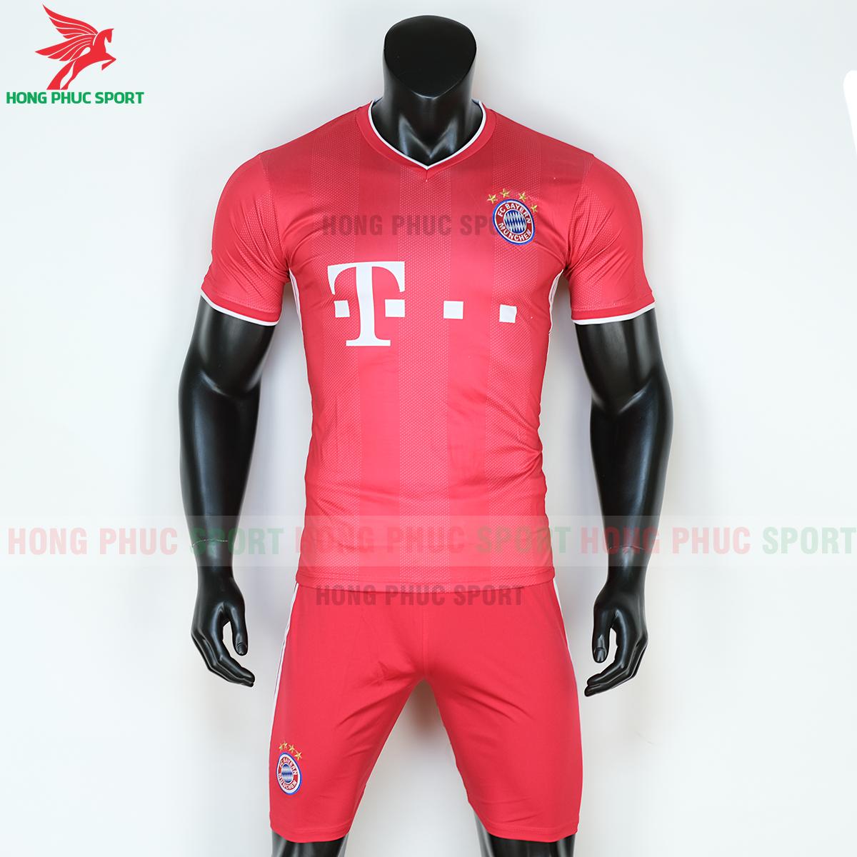 Áo đấu Bayern Munich 2020 sân nhà (trước)