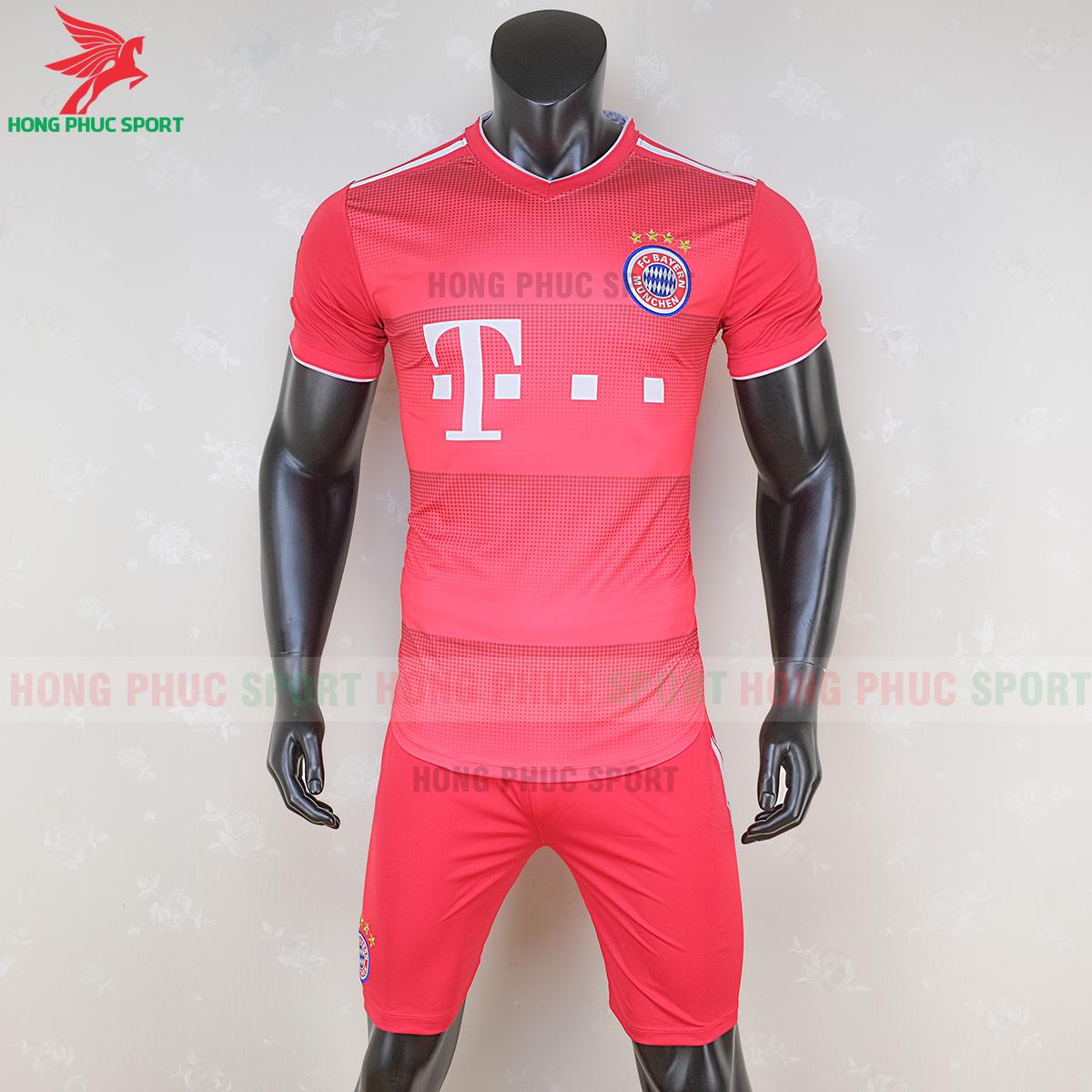 Áo đấu Bayern Munich 2020 phiên bản Fan 1 (trước)