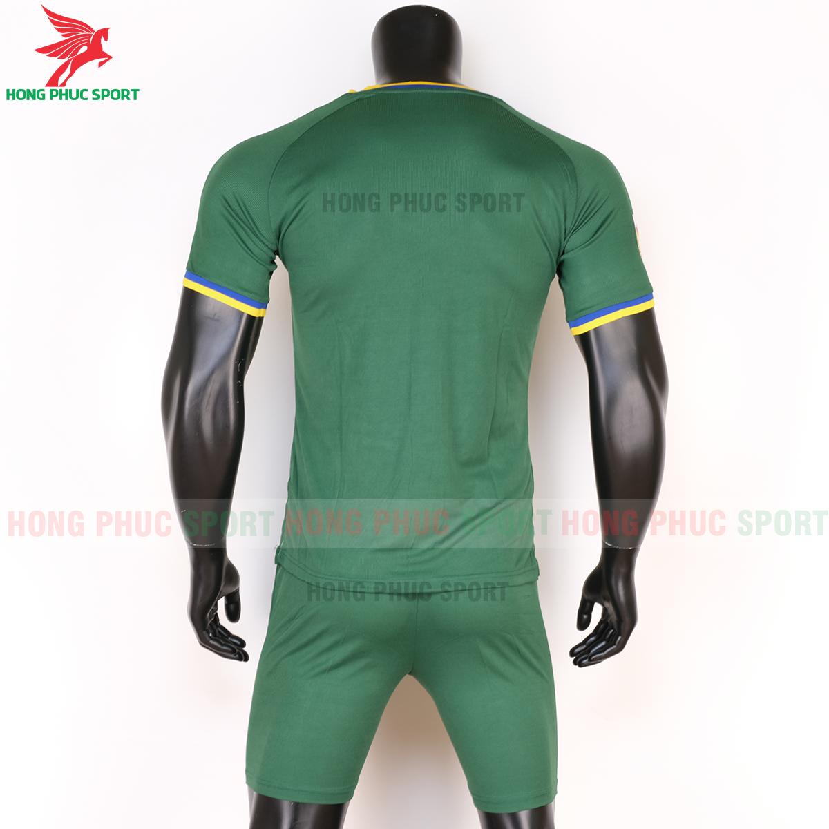 Áo đấu tuyển Brazil 2020 phiên bản Fan 2 (sau)