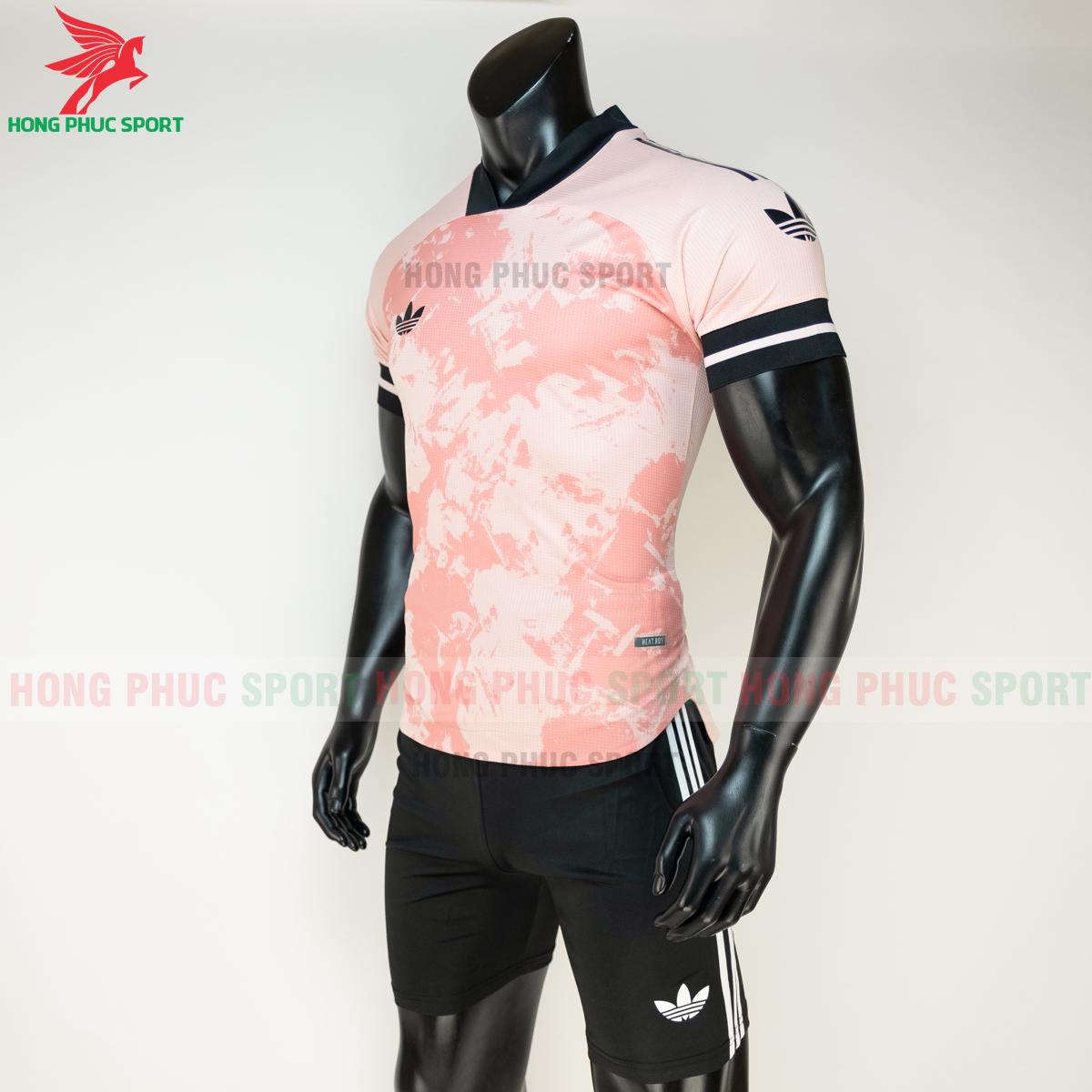 Áo đá banh không logo Condivo ba lá Adidas 2020 2021 mẫu 2 (trái)