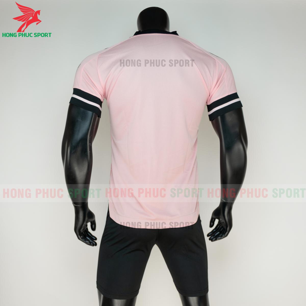 Áo đá banh không logo Condivo ba lá Adidas 2020 2021 mẫu 2 (sau)