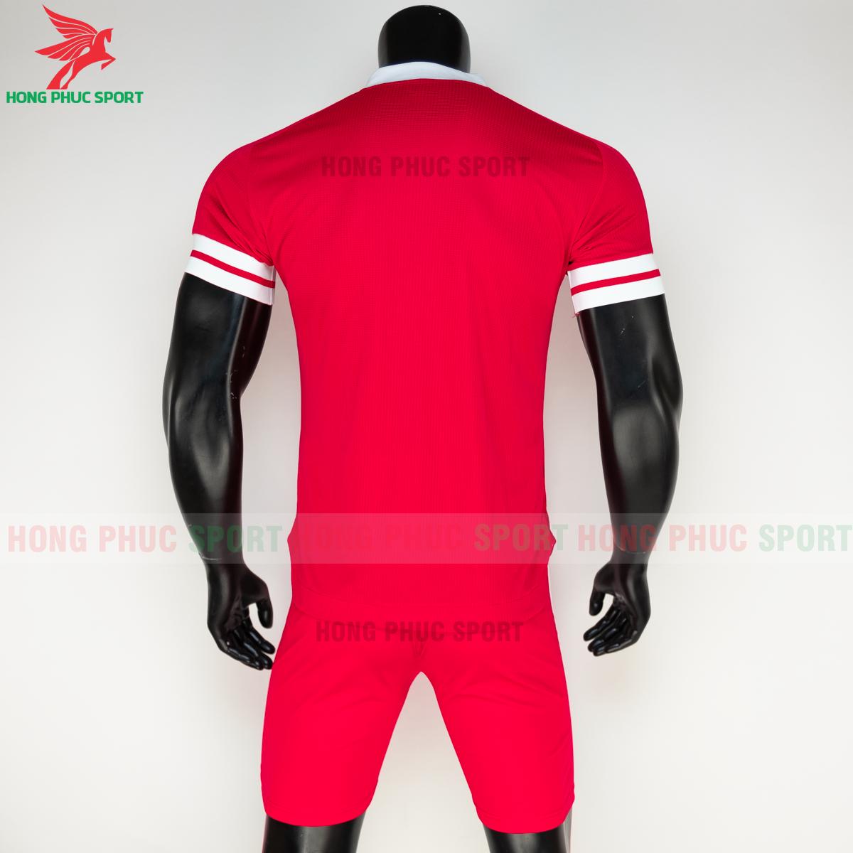 Áo đá banh không logo Condivo ba lá Adidas 2020 2021 mẫu 4 (sau)