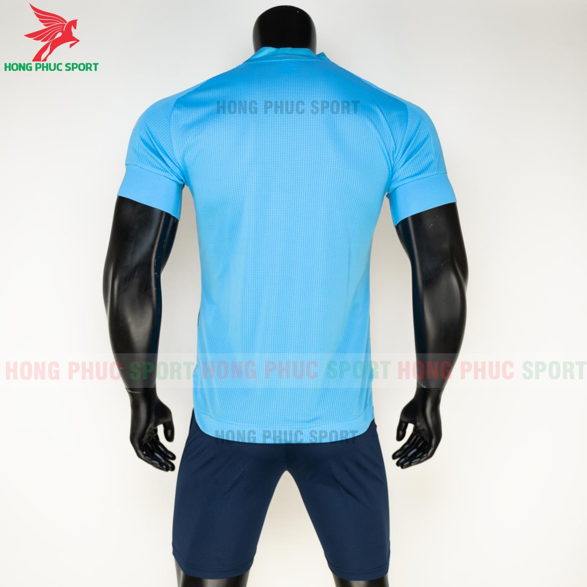 Áo đá banh không logo Condivo ba lá Adidas 2020 2021 mẫu 5 (sau)