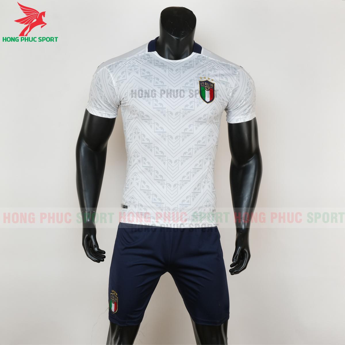 Áo đấu tuyển Italia 2020 sân khách (trước)