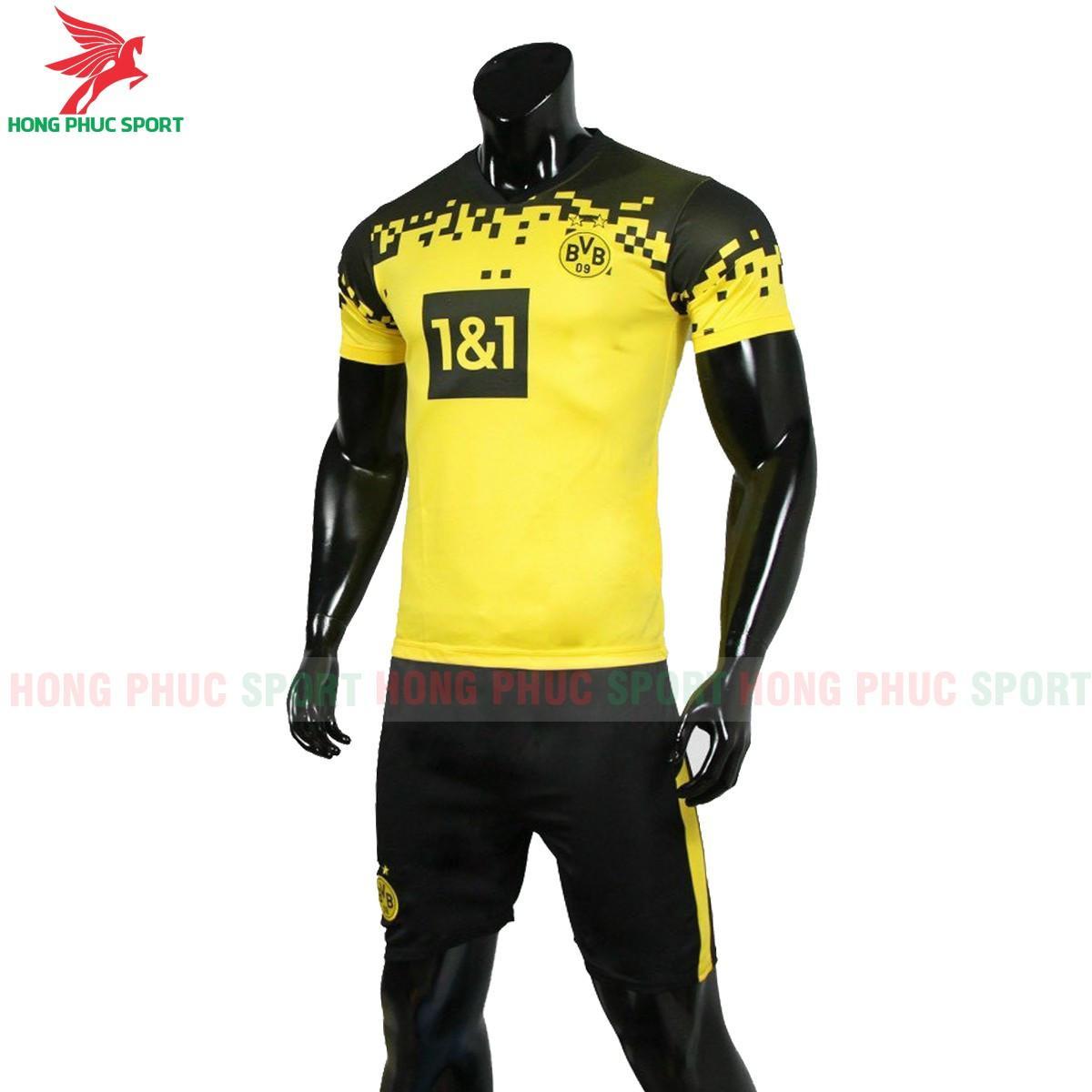 Áo đấu Dortmund2021 2022 phiên bản fan