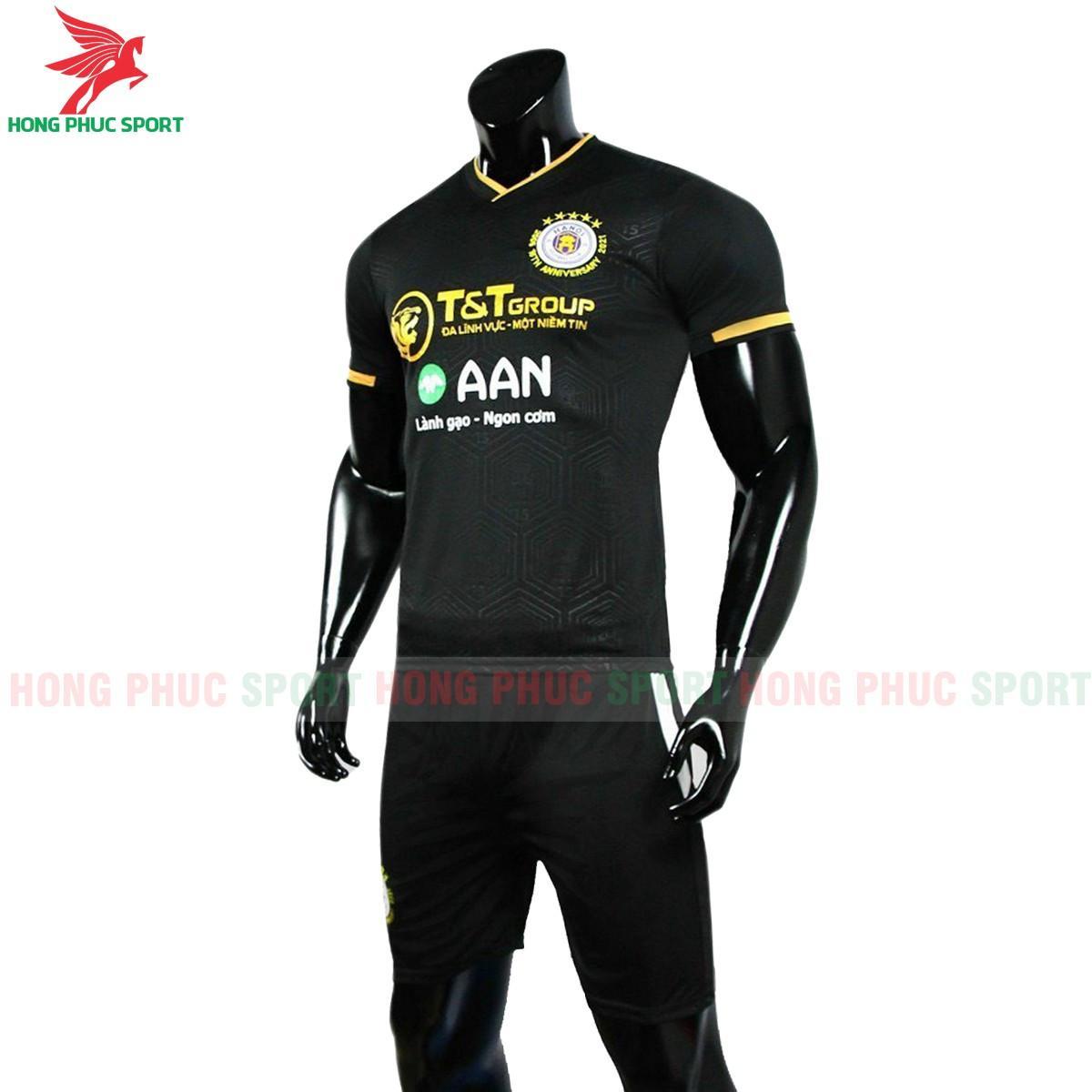 Áo đấu CLB Hà Nội 2021 màu đen