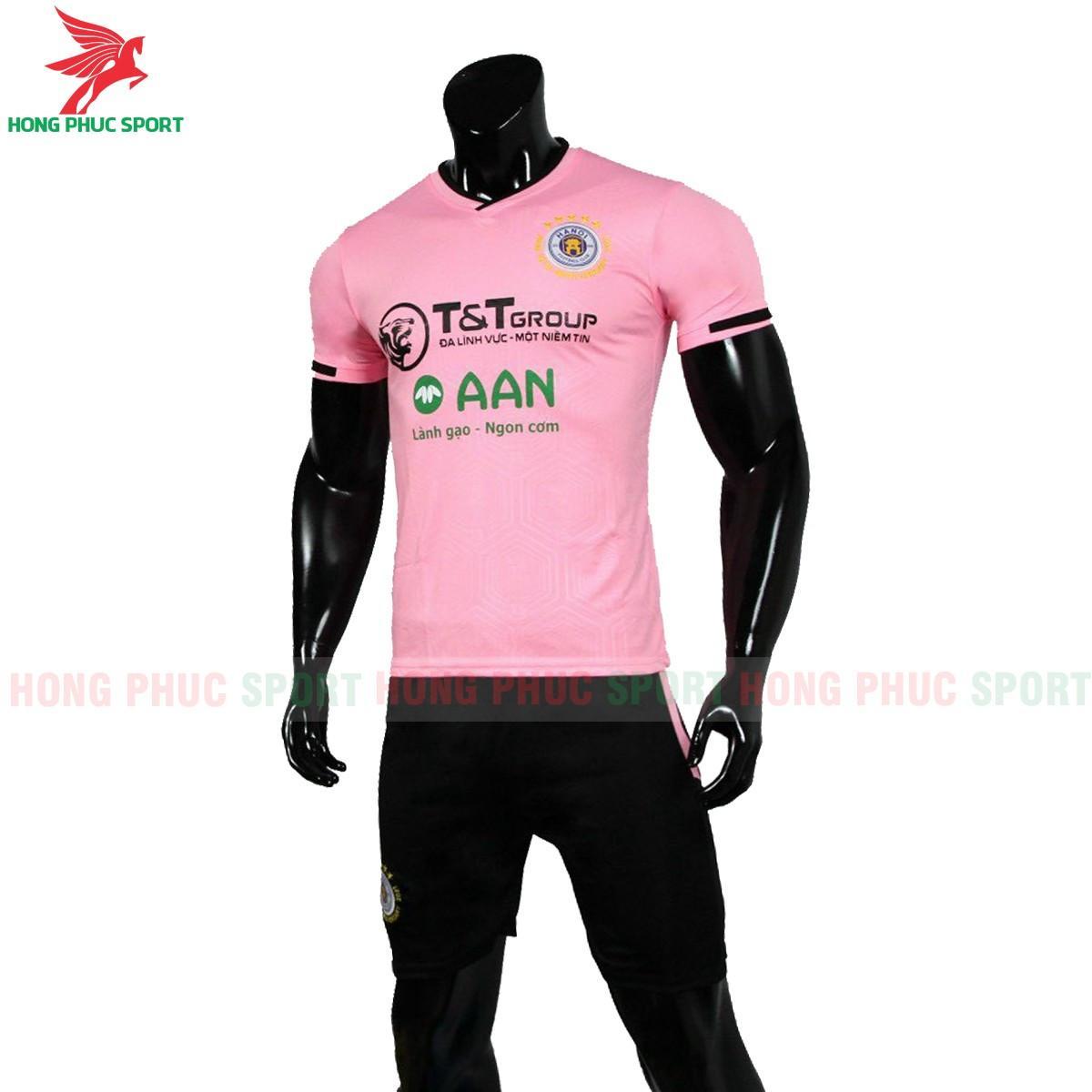 Áo đấu CLB Hà Nội 2021 màu hồng