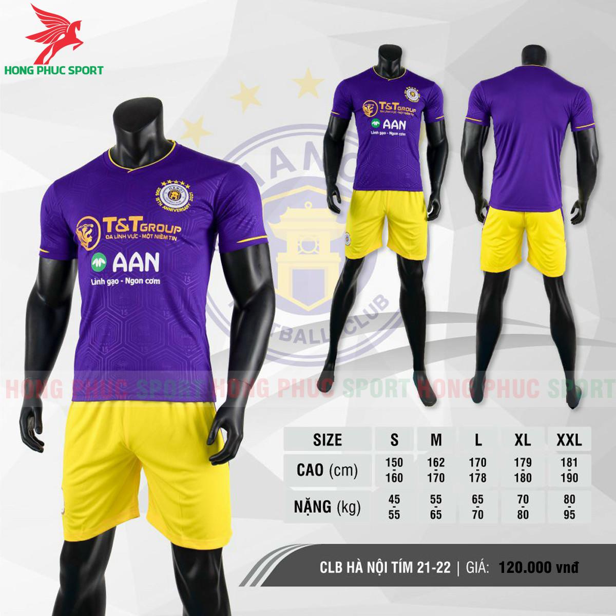 Áo đấu CLB Hà Nội 2021 màu tím (1)