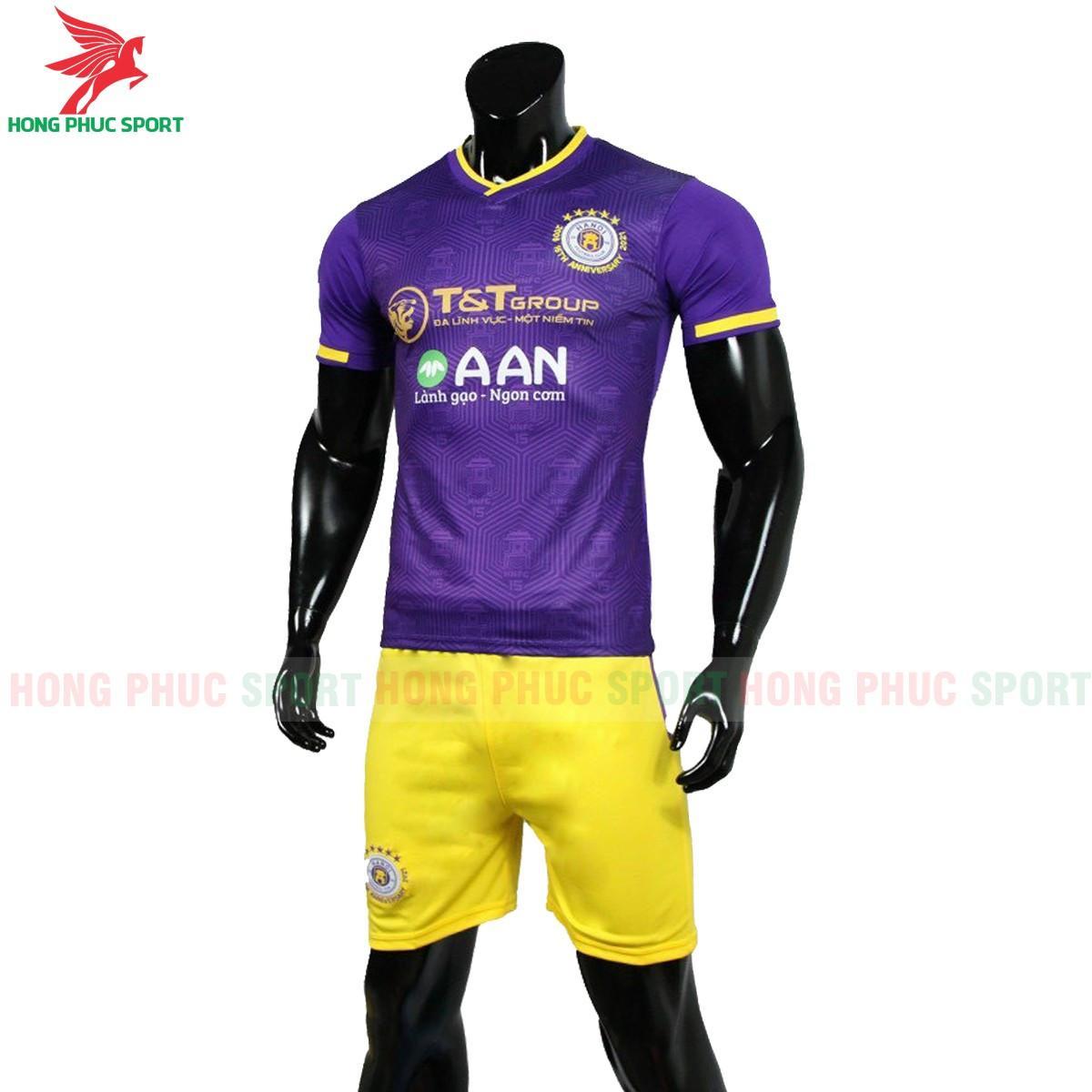 Áo đấu CLB Hà Nội 2021 màu tím (2)