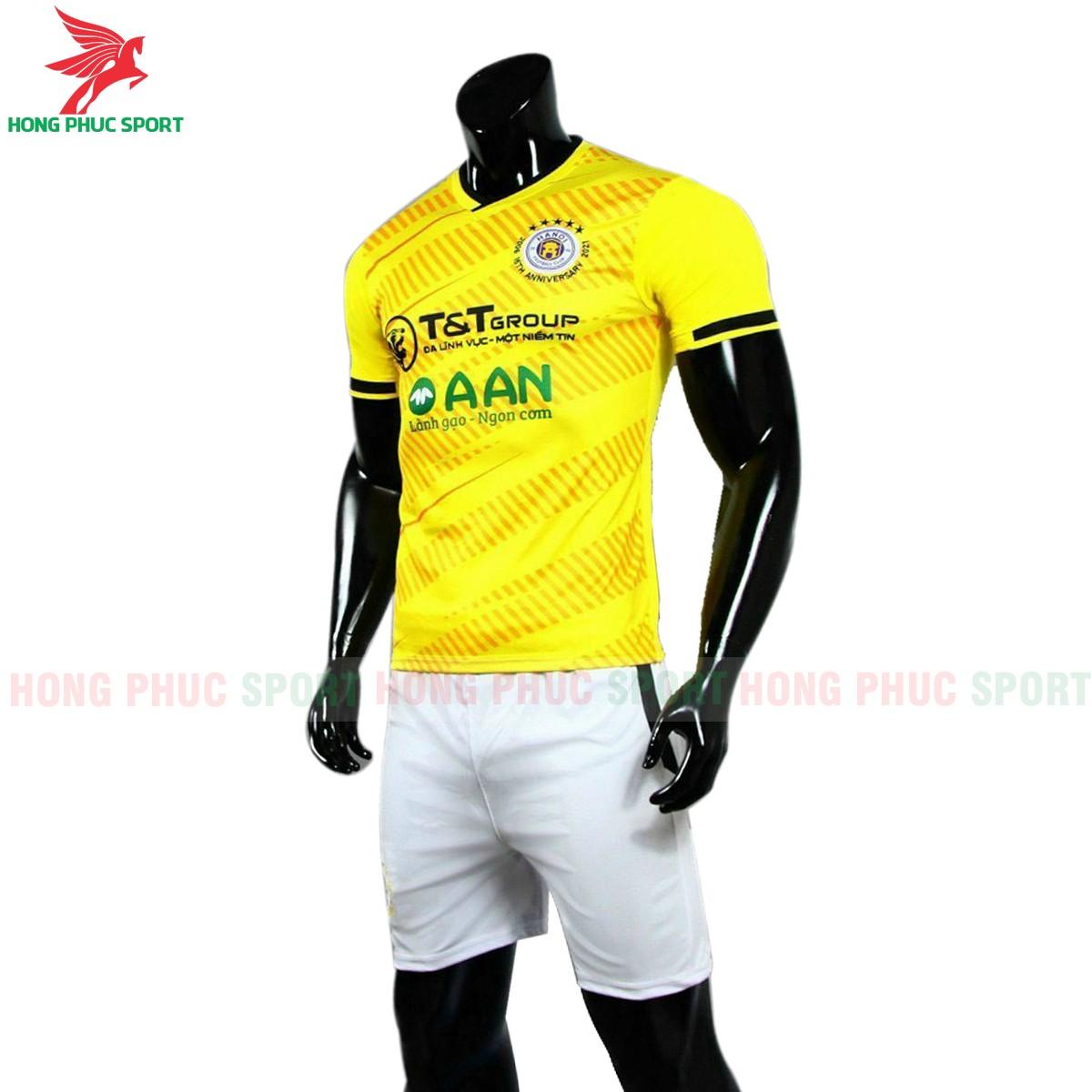 Áo đấu CLB Hà Nội 2021 màu vàng (2)