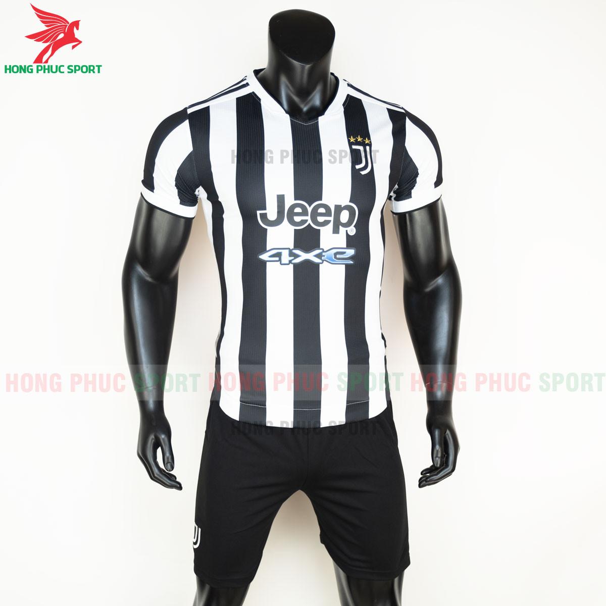 Áo đấu Juventus2021 2022 sân nhà (trước)