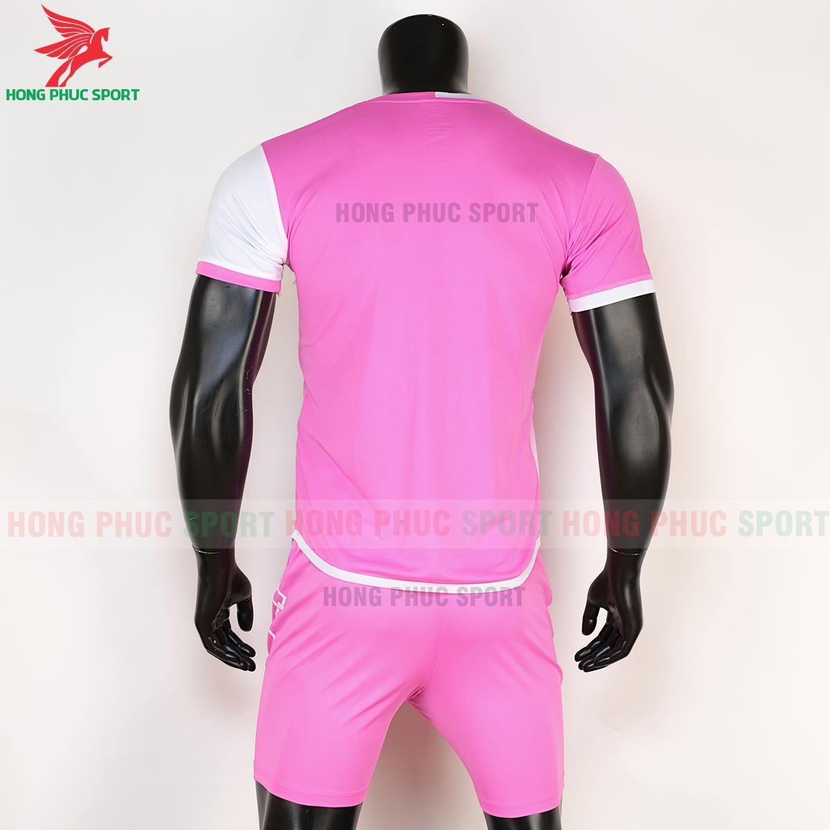 Áo Keep&Fly Razy 2020 hồng trắng (sau)