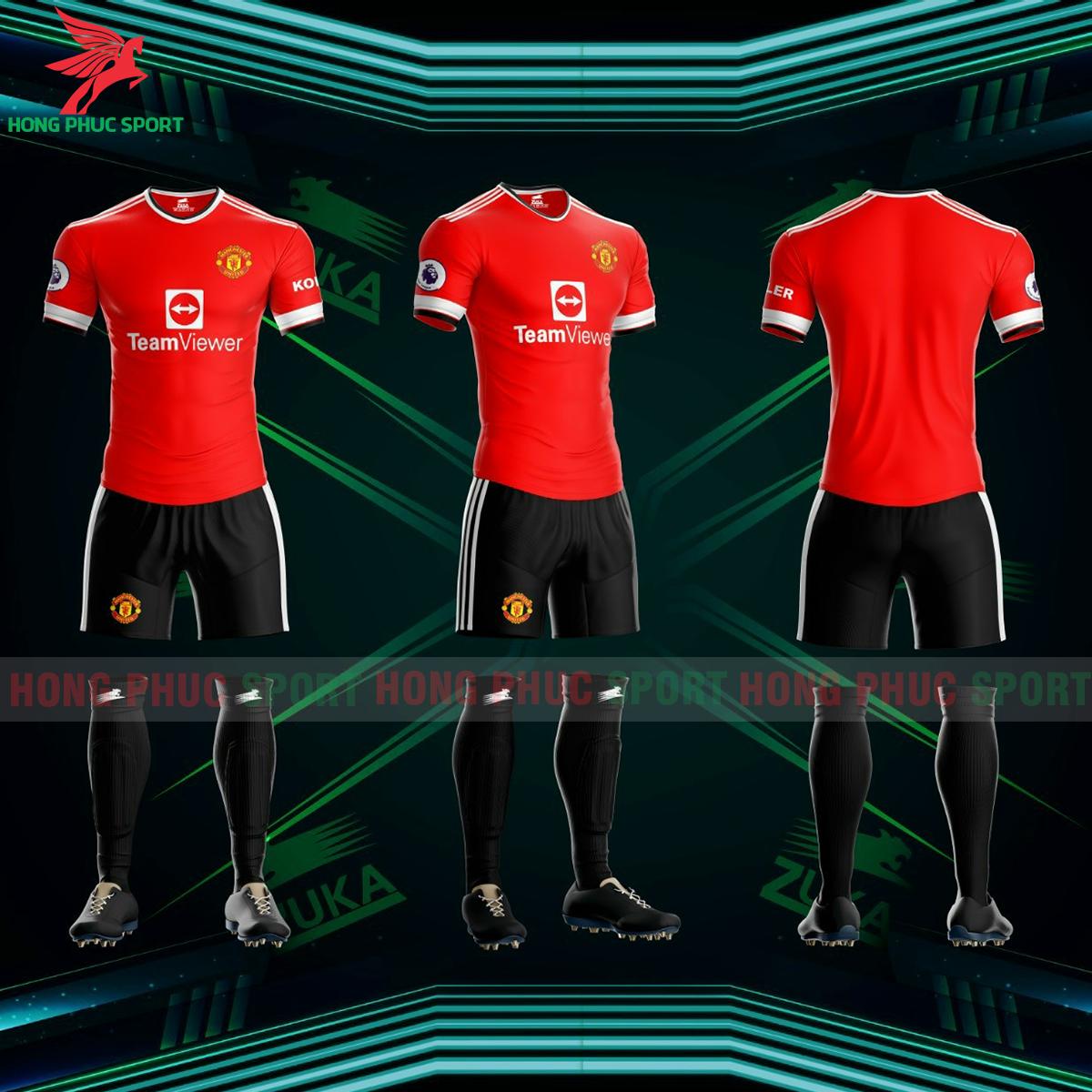 Áo đấu Manchester United 2021 2022 sân nhà