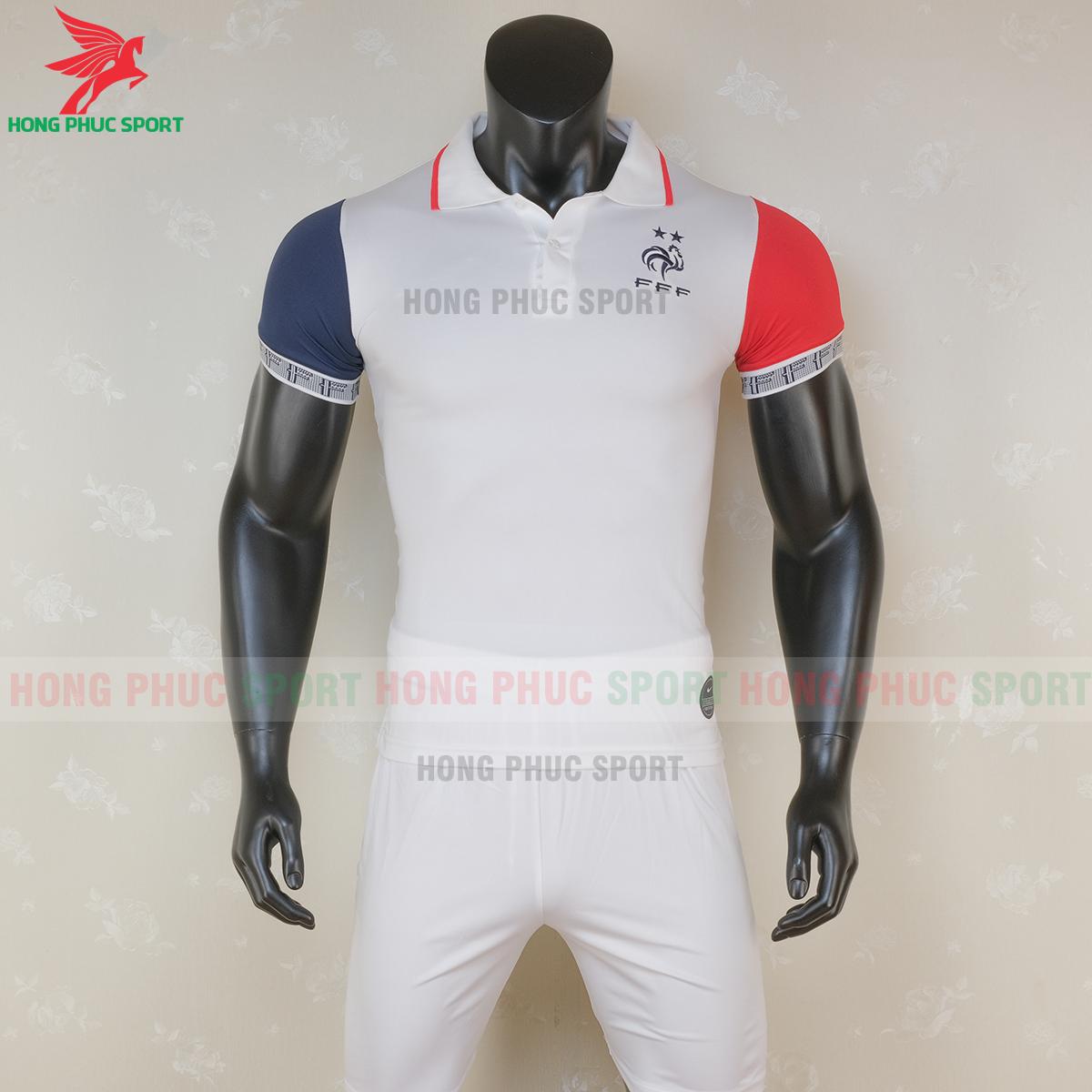 Áo Polo tuyển Pháp 2020 (trước)