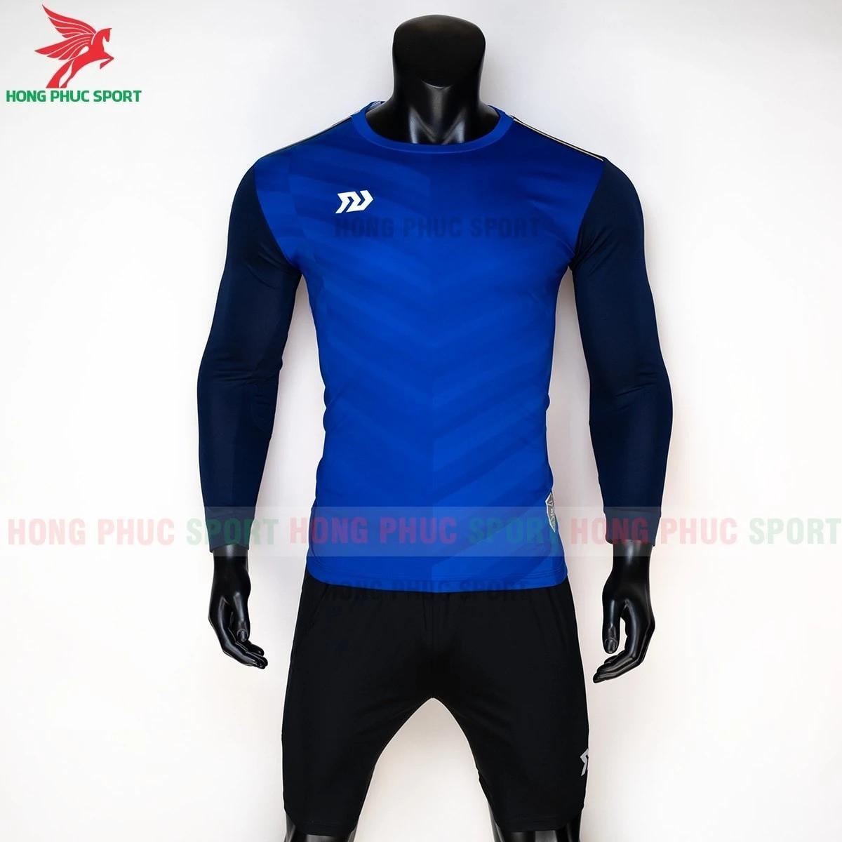 Áo thủ môn Bulbal 2020 xanh dương (trước)
