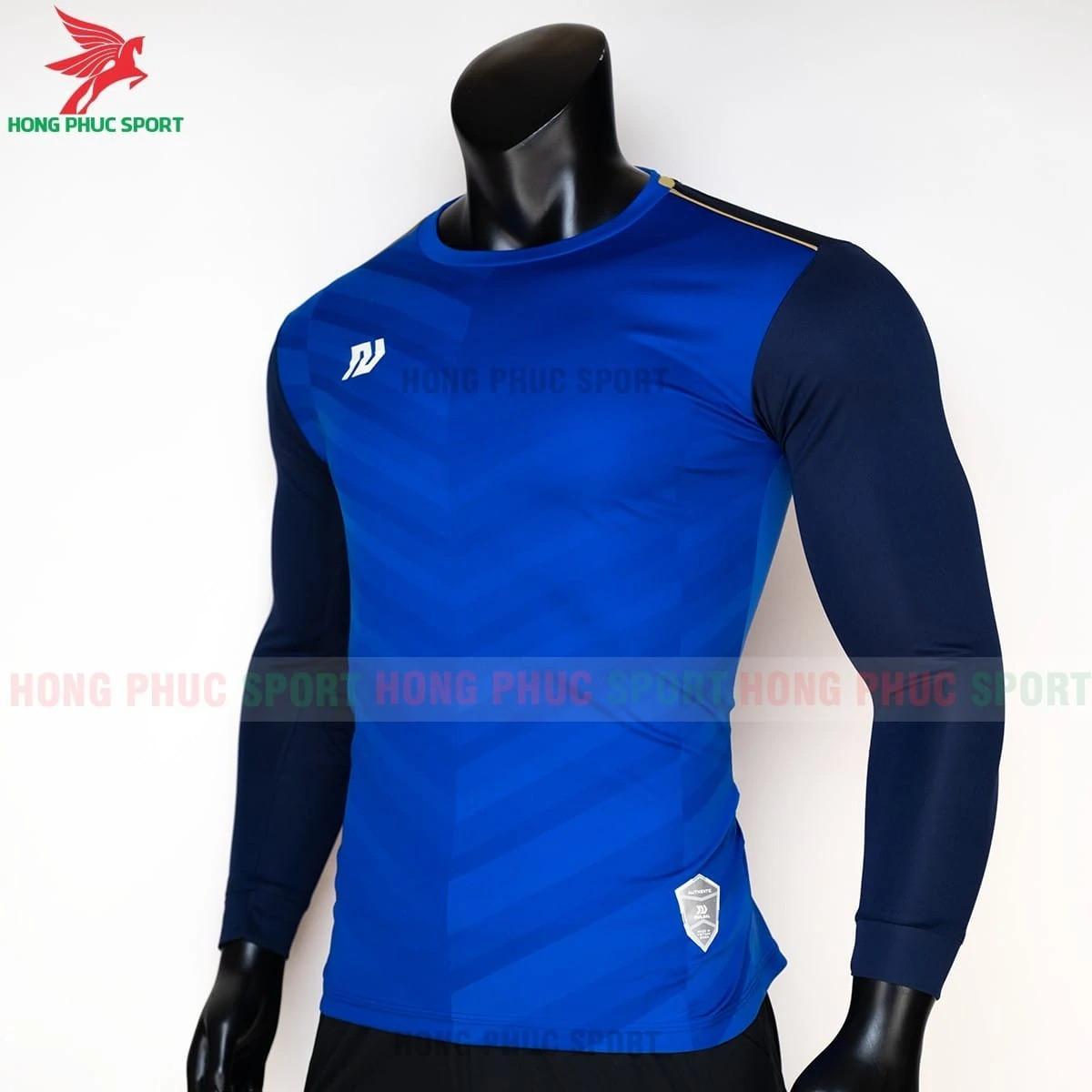 Áo thủ môn Bulbal 2020 xanh dương (trái)