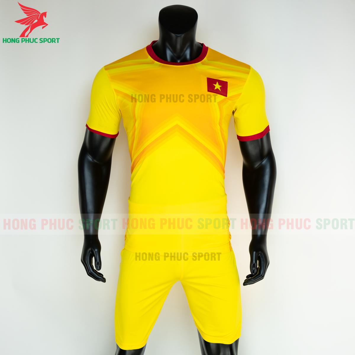 Áo bóng đá thủ môn tuyển Việt Namsân khách 2021(trước)
