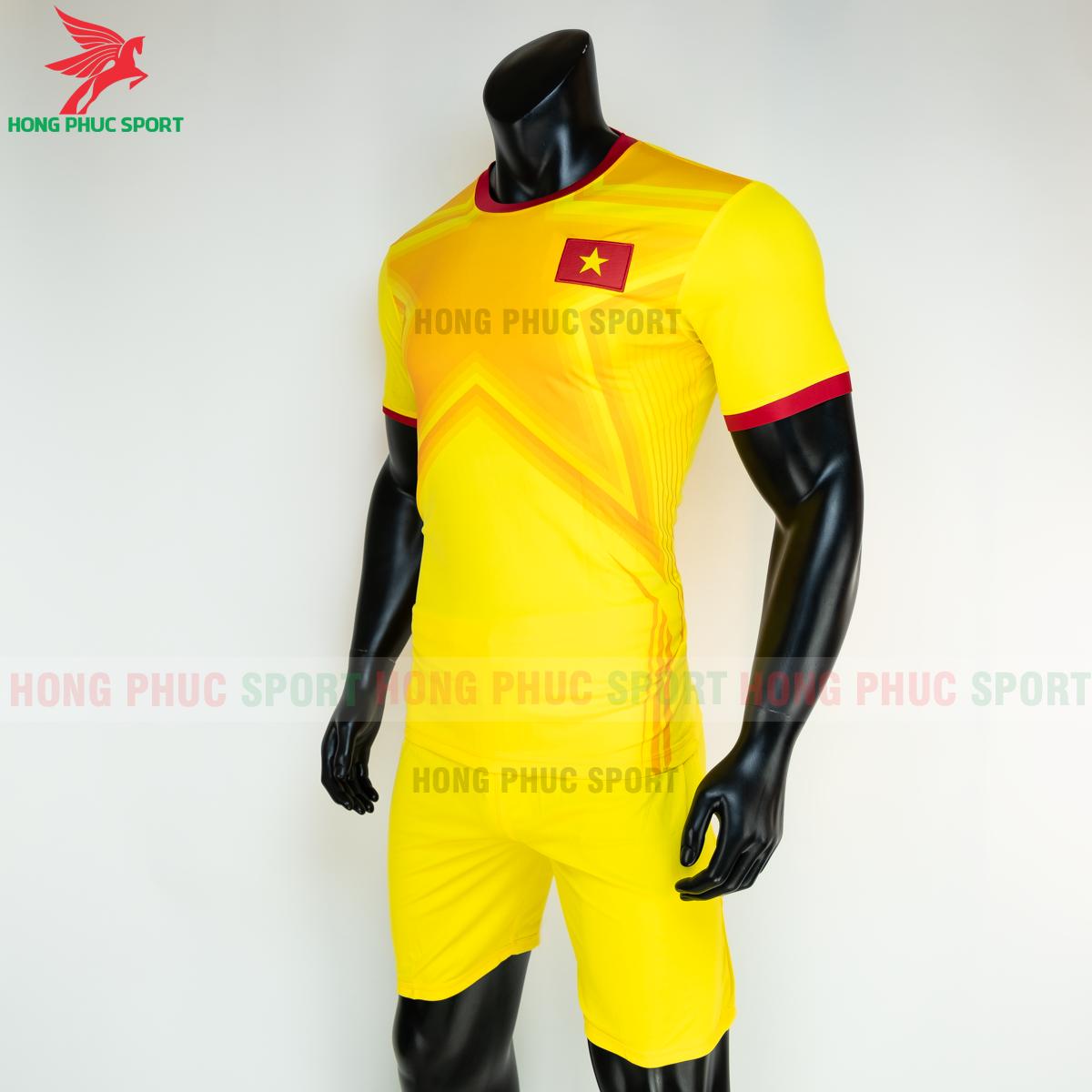 Áo bóng đá thủ môn tuyển Việt Namsân khách 2021(trái)