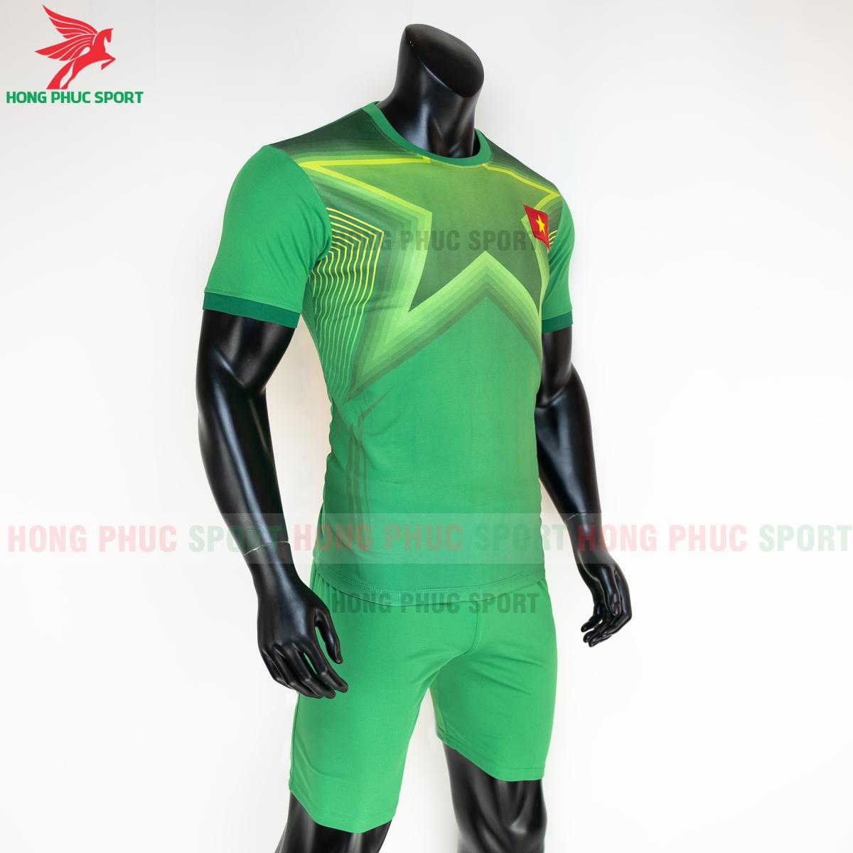 Áo bóng đá thủ môn tuyển Việt Namsân nhà 2021(phải)